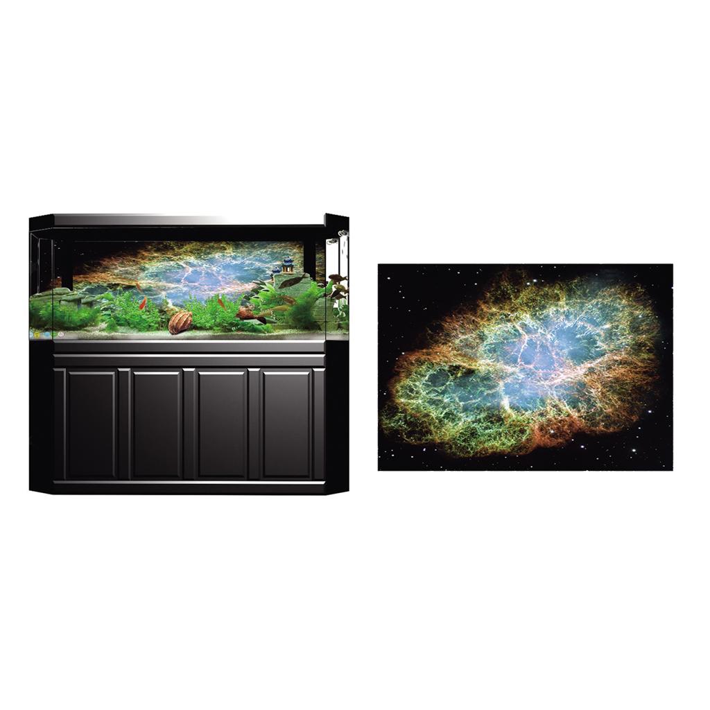 Poster-di-pesci-acquario-Poster-di-sfondo-3D-per-decorazione-acquario miniatura 20