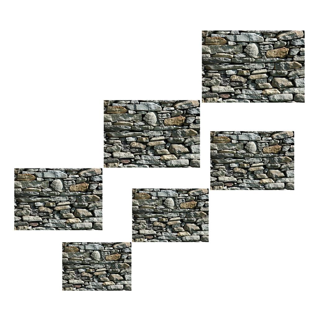 3D-High-Definition-Background-Paper-Wallpaper-Decor-for-Aquarium-Fish-Tank thumbnail 43
