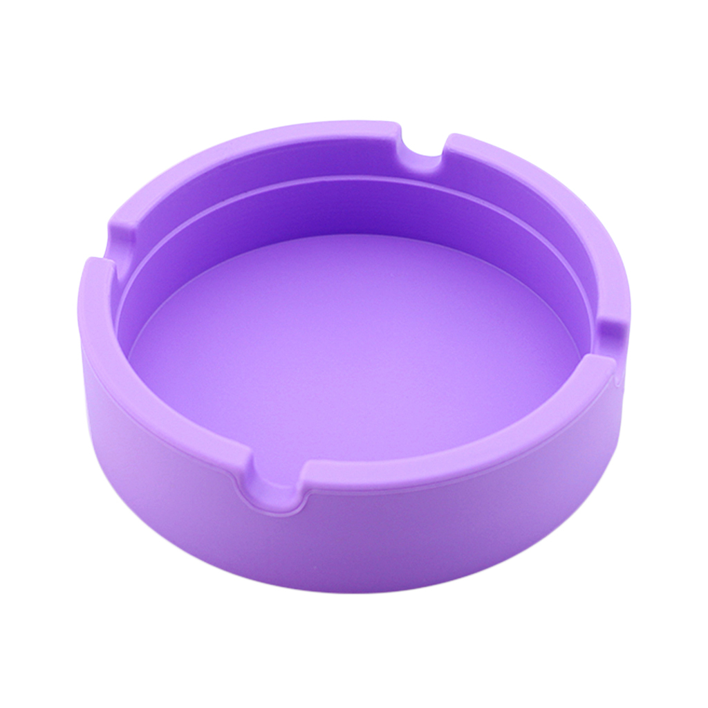 Silicone-Cigar-Ashtray-Cigarette-Case-Smoking-Holder-for-Car-Home-Use thumbnail 19