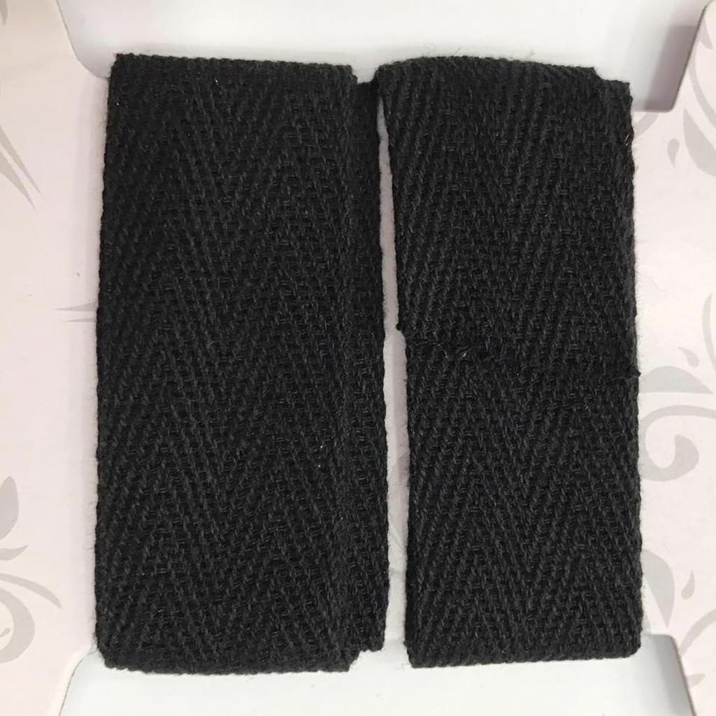 1.2 Meters 25mm Sewing Cotton Binding Tape Bias Webbing Strap Ribbon Trimmings