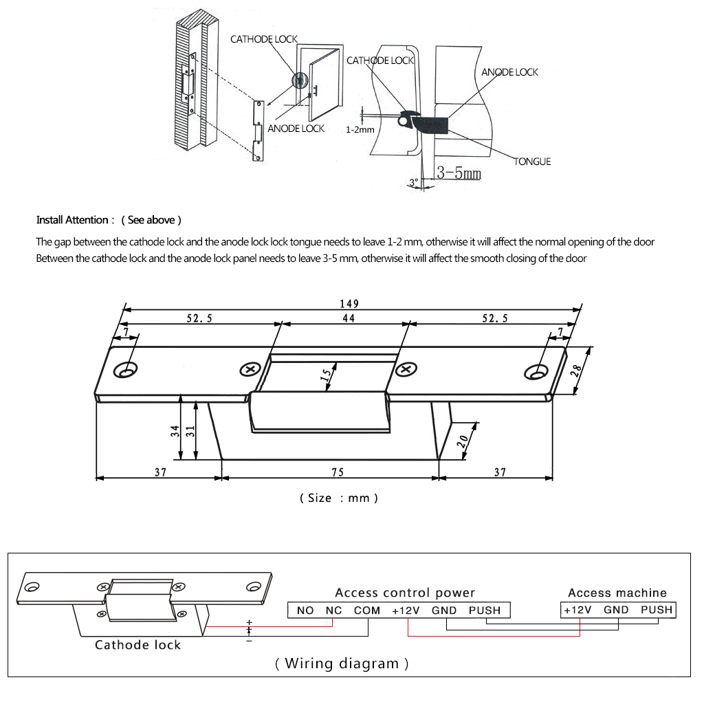 31 Electric Door Strike Wiring Diagram