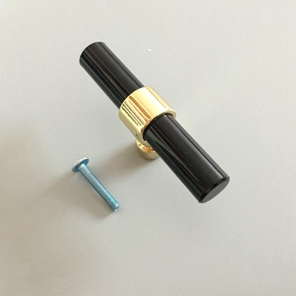 Maniglia-Maniglione-Asta-Porta-Maniglie-Acrilico-Porte-Armadi-Cassettiere miniatura 26