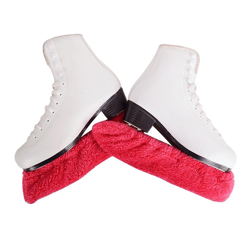 Indexbild 23 - Schlittschuhe Eiskunstlauf Schuhe Schuhüberzieher Überschuhe Shoe Cover