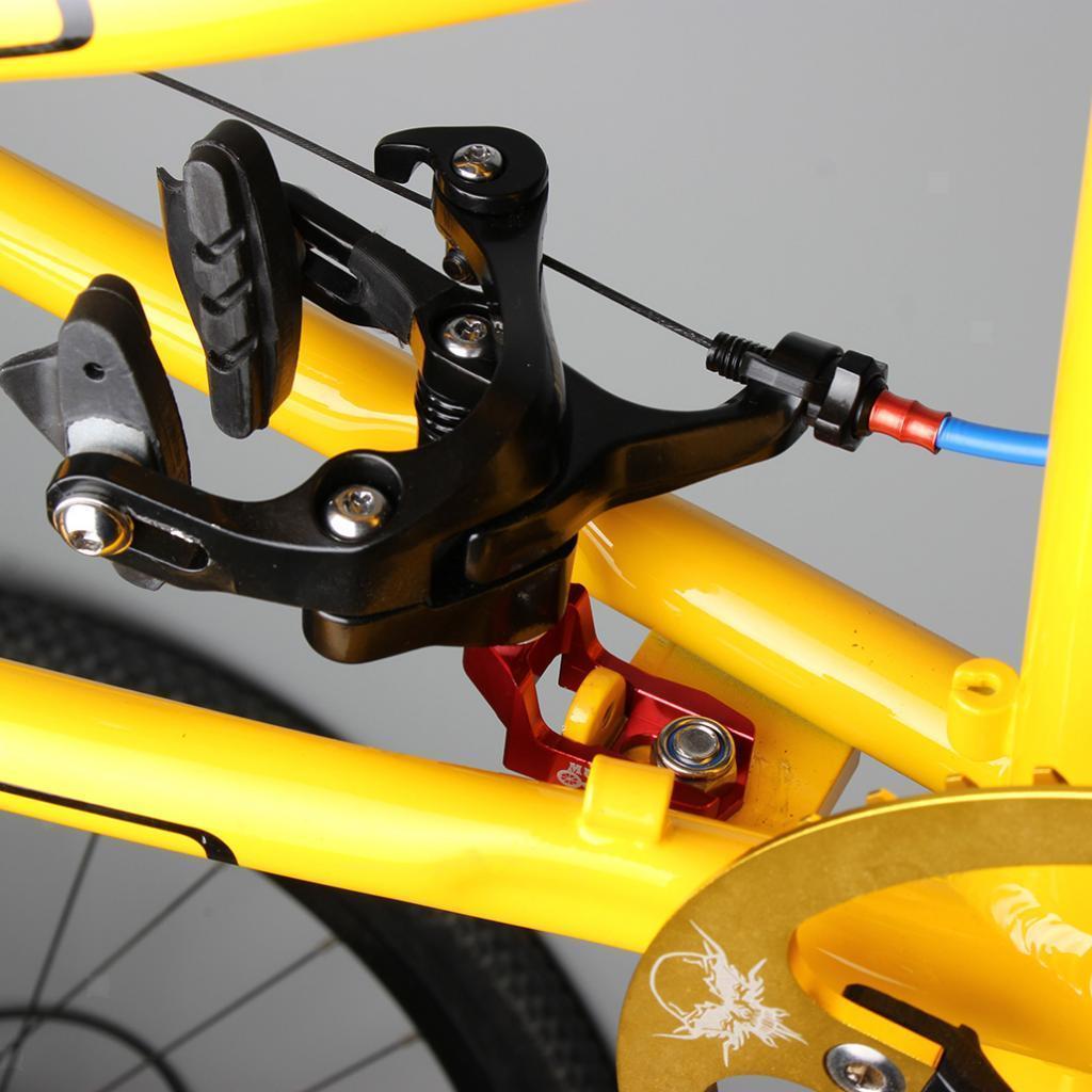 Asiento-de-extension-de-la-Bicicleta-Bici-de-Montana-Bici-Desviador-de-Extension-Extender-Base-De miniatura 6