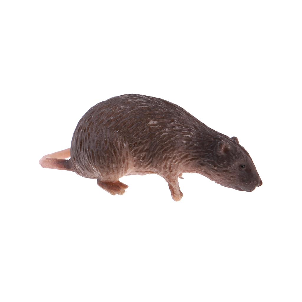 1//6 Scale Mouse Rat Pet Model Figure Scene Accessories For 12/'/' Figure