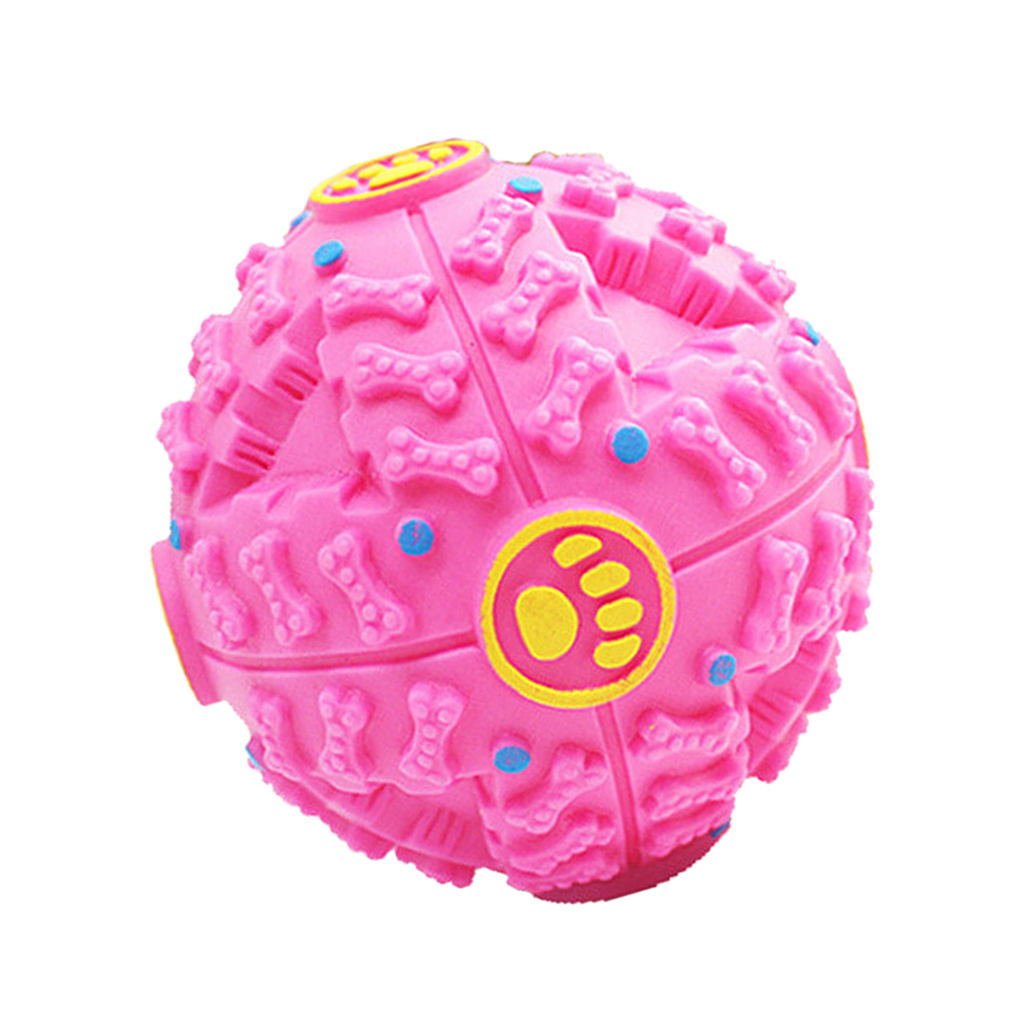 Pet Puzzle Ball Toy Chewing Feeder Toy Interactive