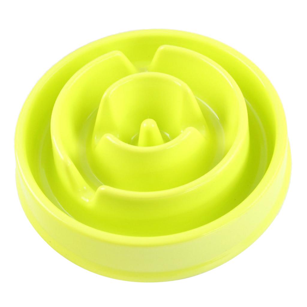 Gamelle-Anti-glouton-Bol-pour-Chien-Chat-Animal-de-Compagnie-Fleur miniature 9