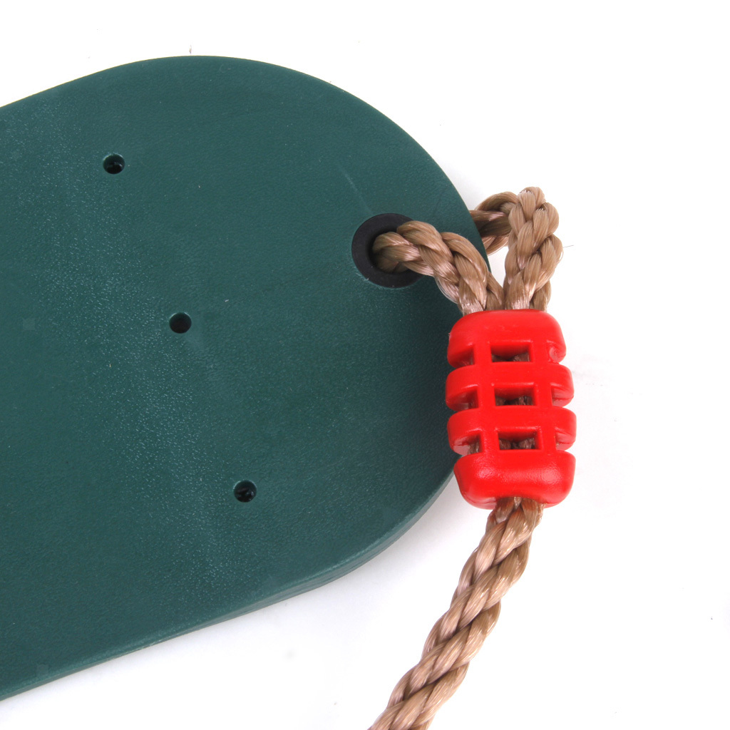 Garden-Swing-Set-Seat-Rope-Strap-Connector-Chain-Kid-Adult-Outdoor-Fun-Play-Game miniatuur 20