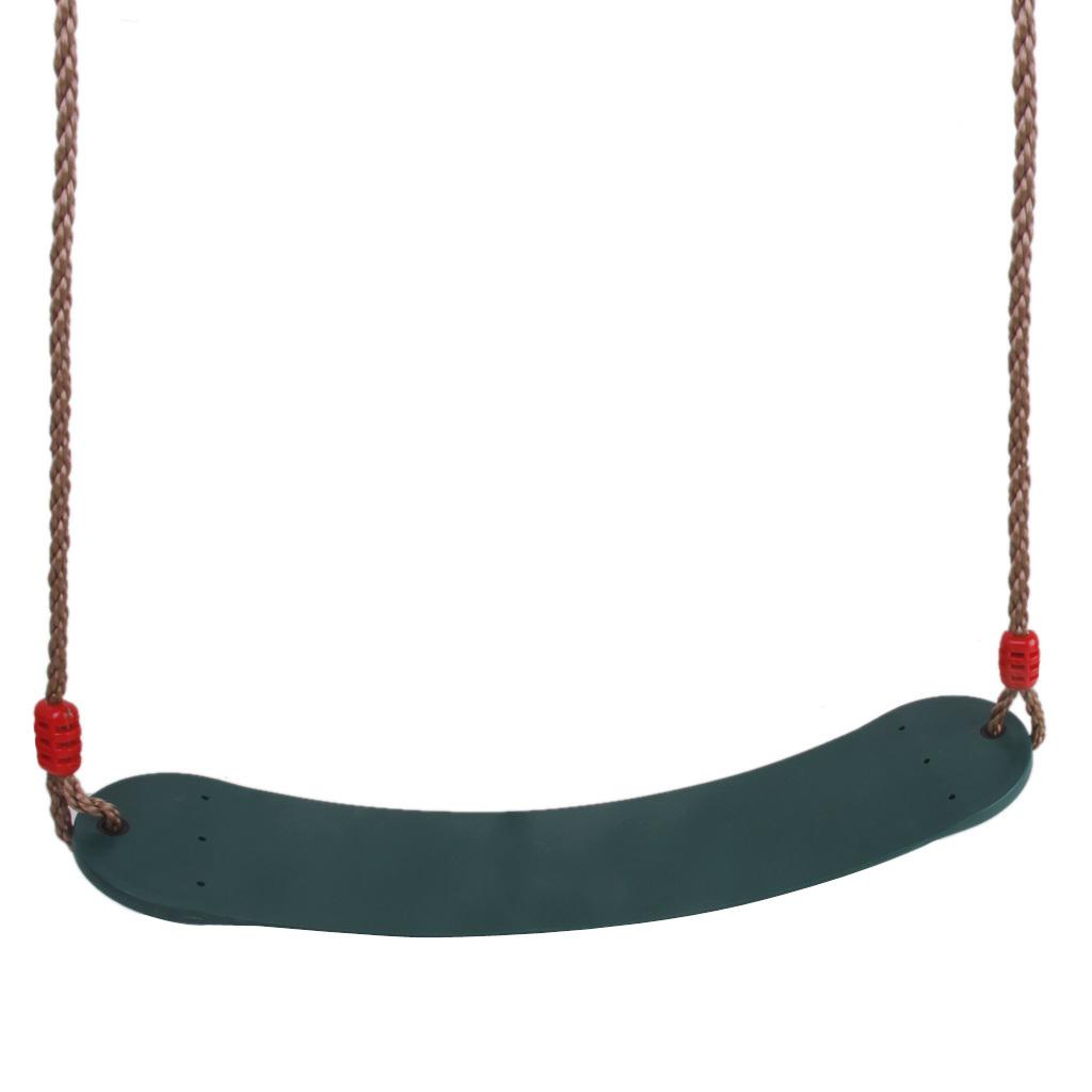 Garden-Swing-Set-Seat-Rope-Hanging-Strap-Connector-Metal-Chain-Kid-Adult-Outdoor miniatuur 15