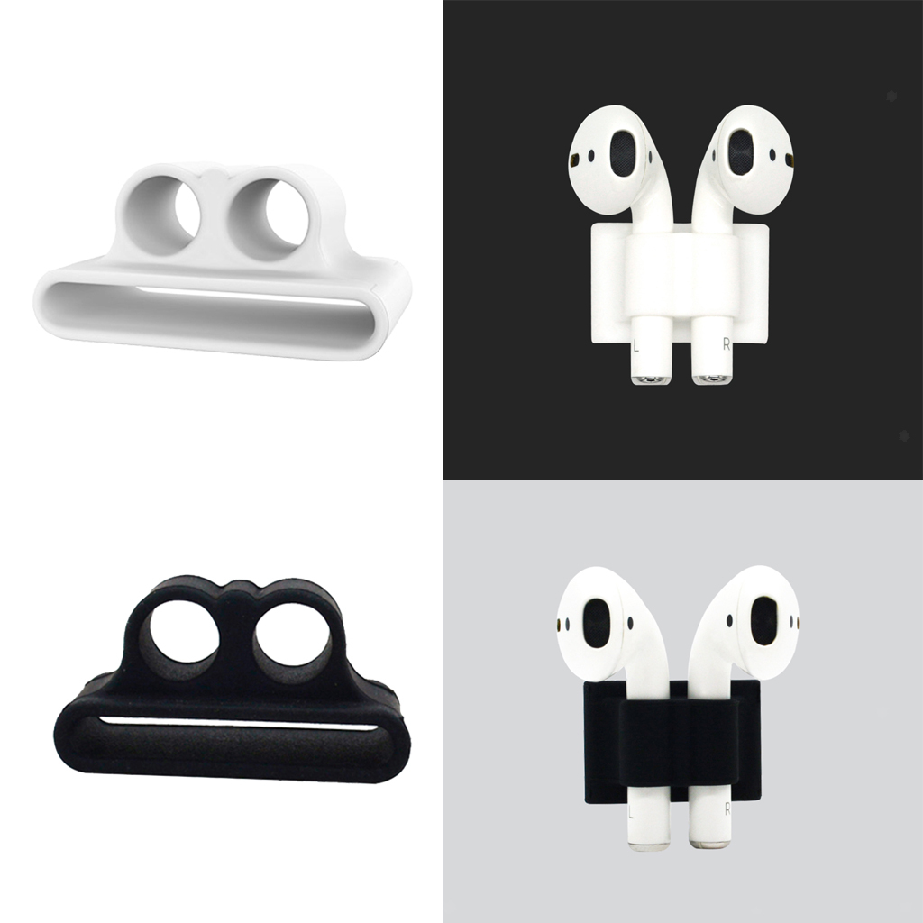 Portable-Shock-Proof-Holder-Anti-lost-Strap-Silicone-Case-for-Apple-AirPods thumbnail 3