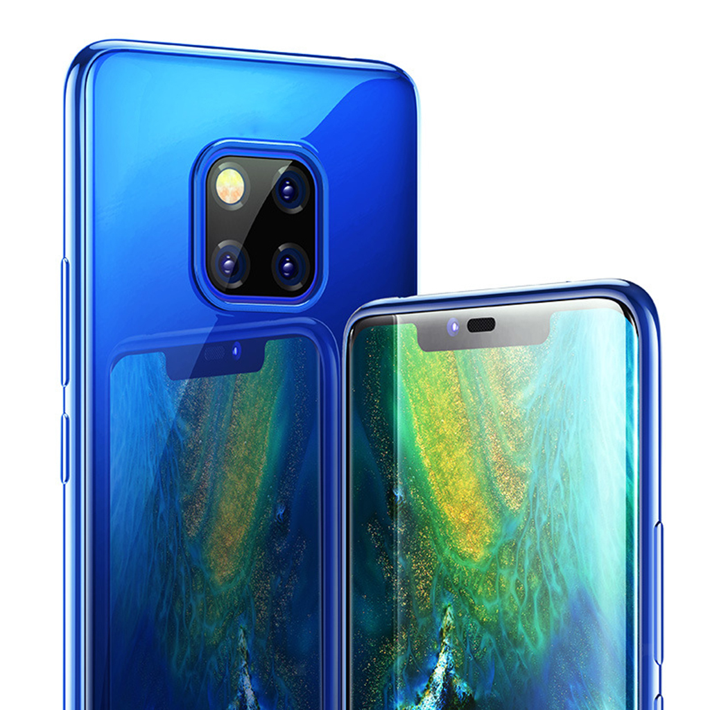 Details about Clear TPU Soft Transparent Phone Case Cover for Huawei Mate  20/Mate 20 Pro