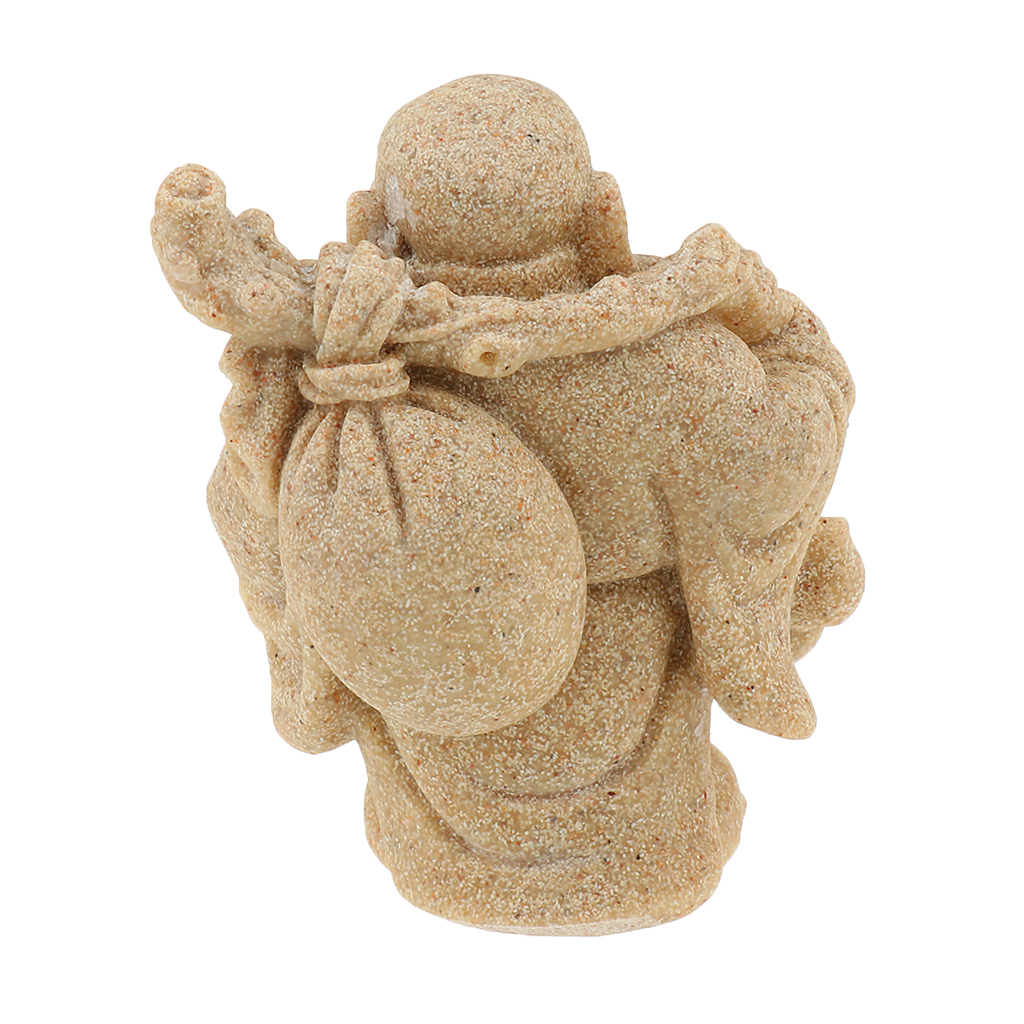 Sandstone-Carving-Statue-Sculpture-Buddha-Animal-Hand-Carved-Figurine-Decor thumbnail 32