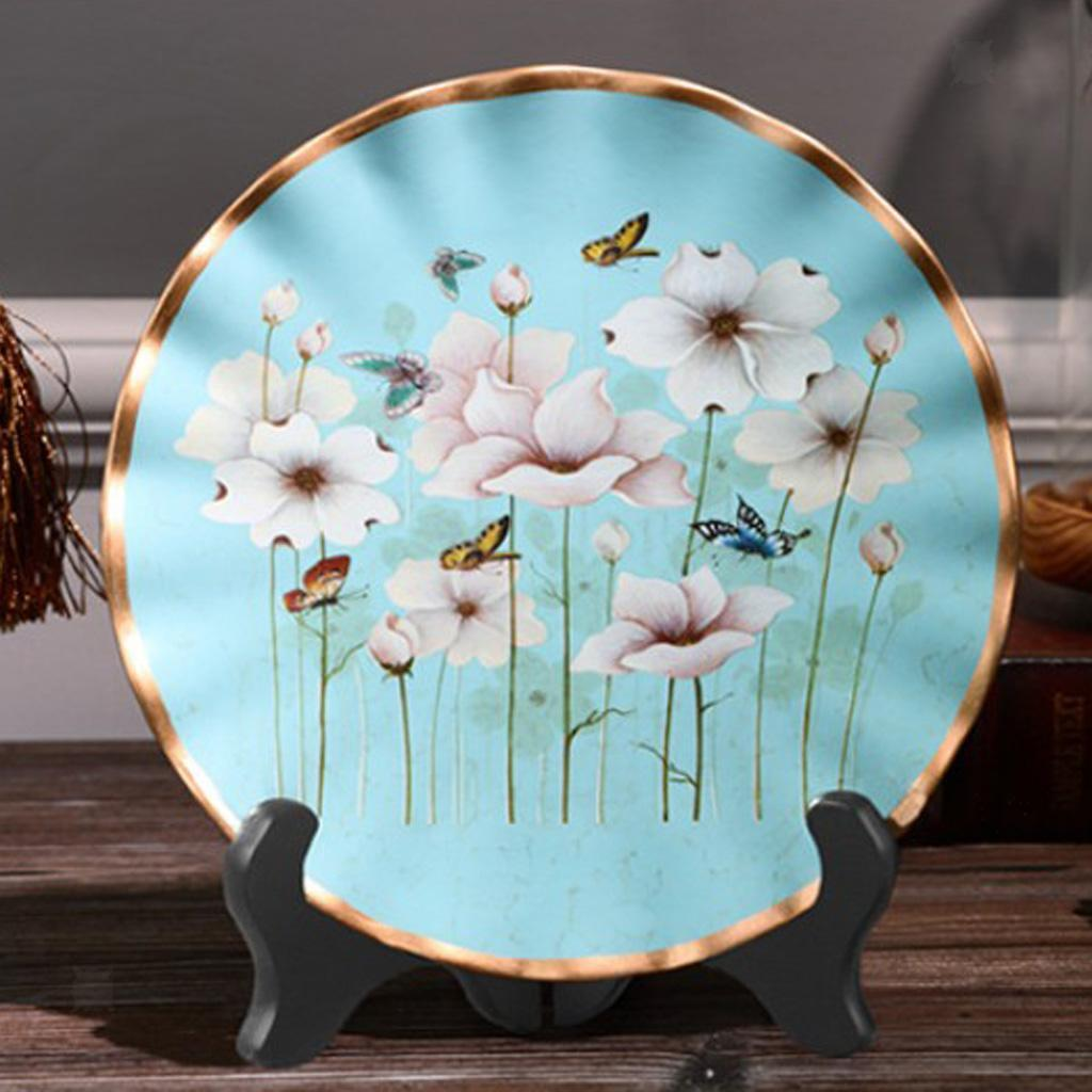 Strong-Wood-90-Folding-Display-Easel-Stand-Dish-Plate-Teacake-Photo-Holder thumbnail 4