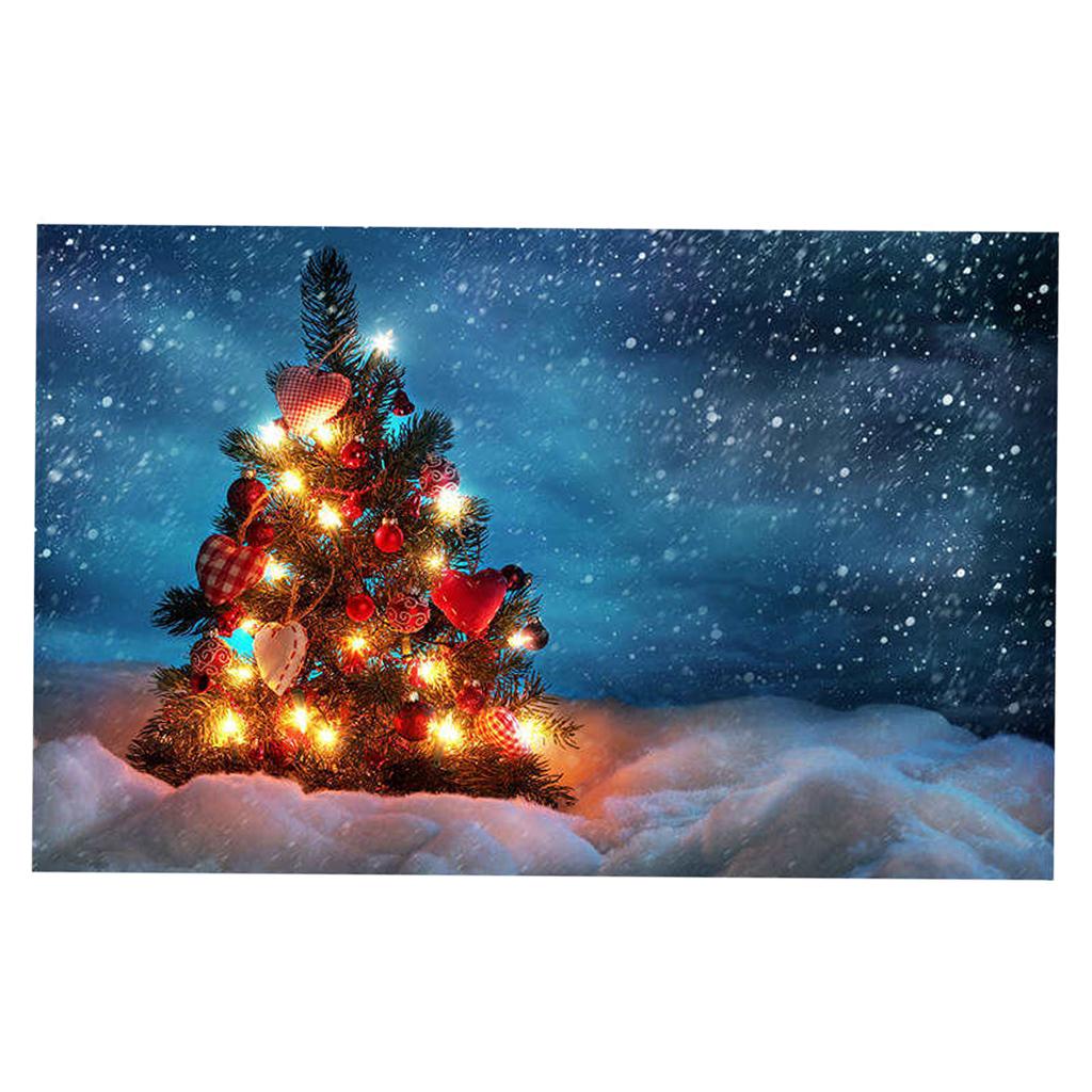 Scenografia-di-Natale-Murale-Arazzo miniatura 11