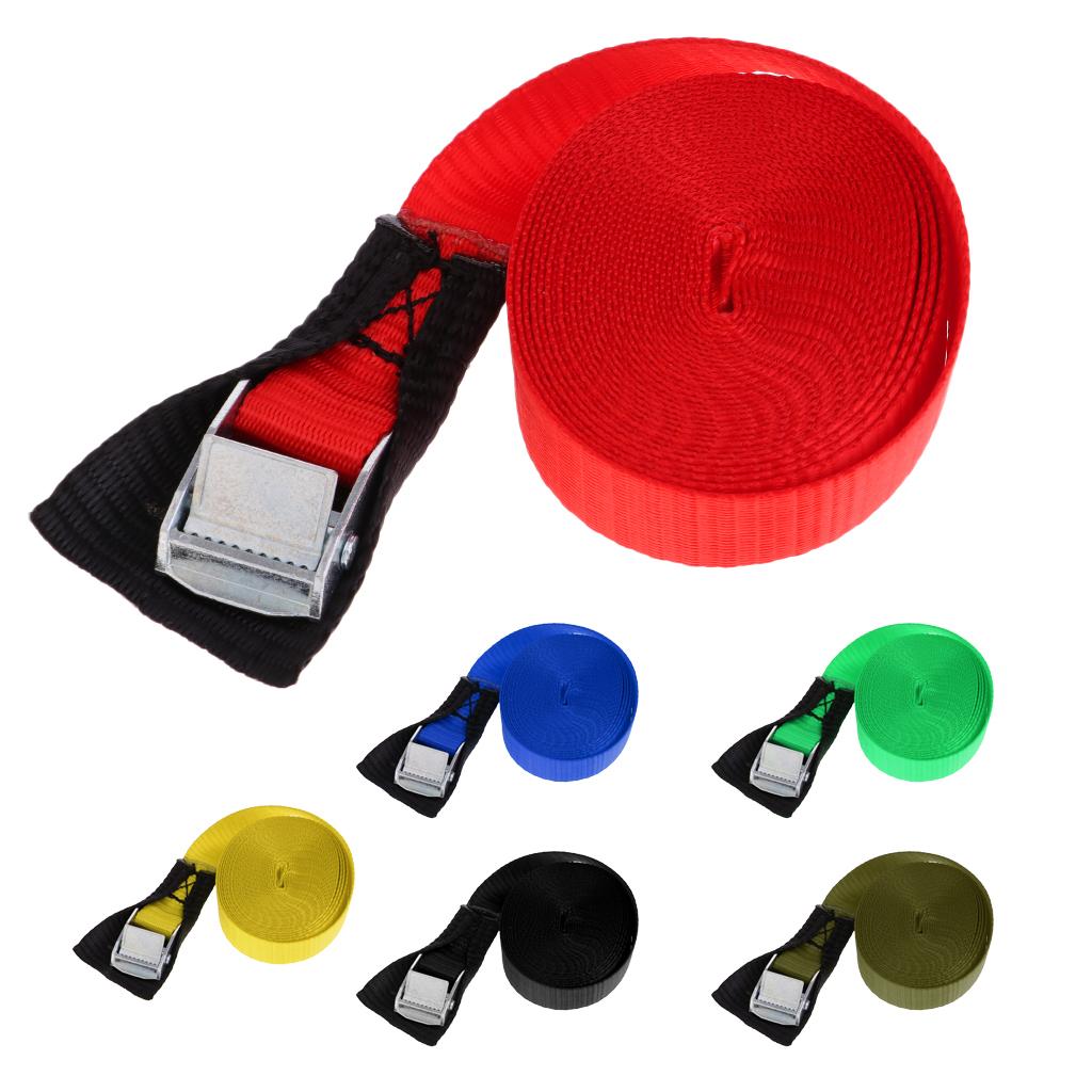 Cinghie-di-Carico-Sicuro-Fibbia-Cintura-Attrezzo-di-Kayak miniatura 3