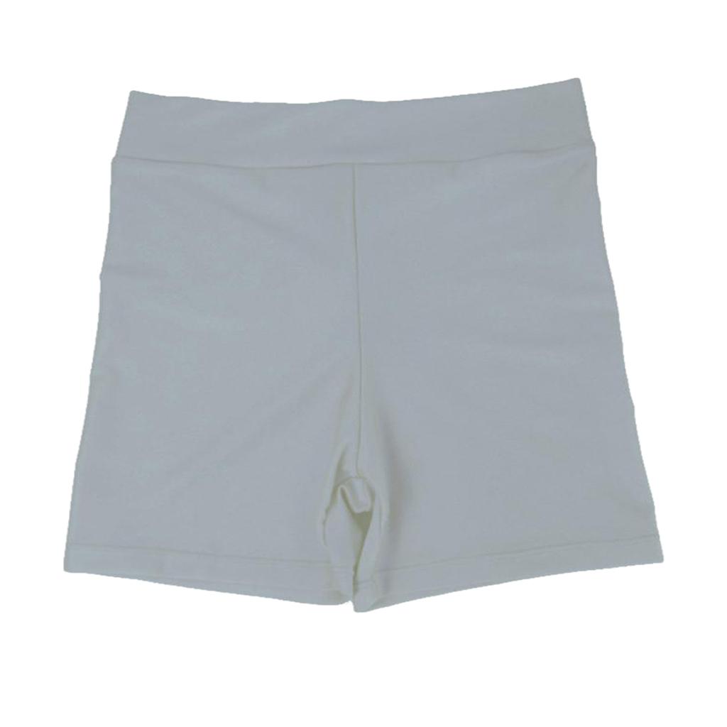 Ladies-Girls-Gym-Stretchy-Spandex-Plain-Shorts-Hot-Pants-Gym-Cycling-Under-Wear thumbnail 13