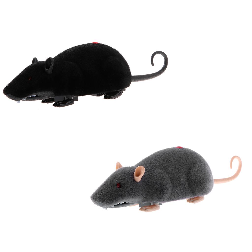 Télécommande RC Déménagement électronique Rat Trick Prank Jouet Pet