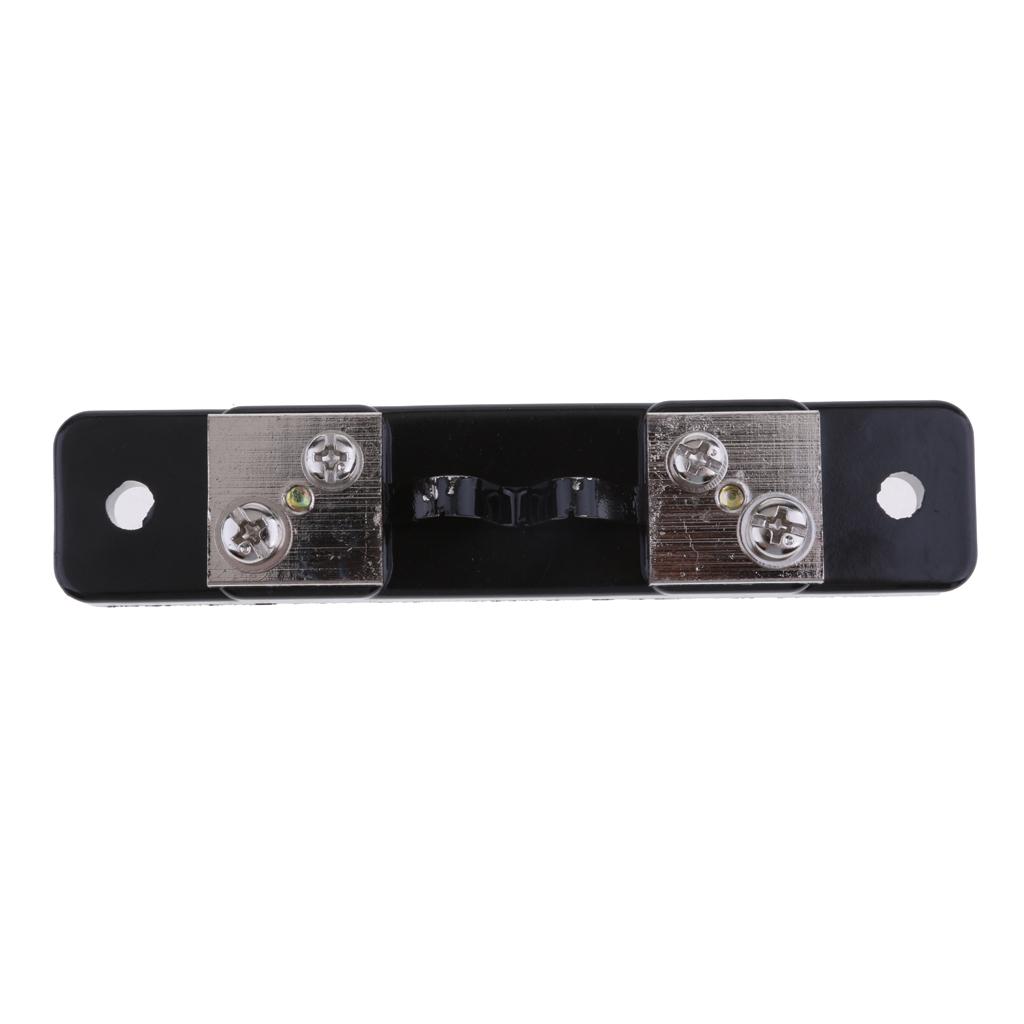 Resistore-shunt-da-75-mv-per-amperometro-di-corrente-continua-amperometro miniatura 8
