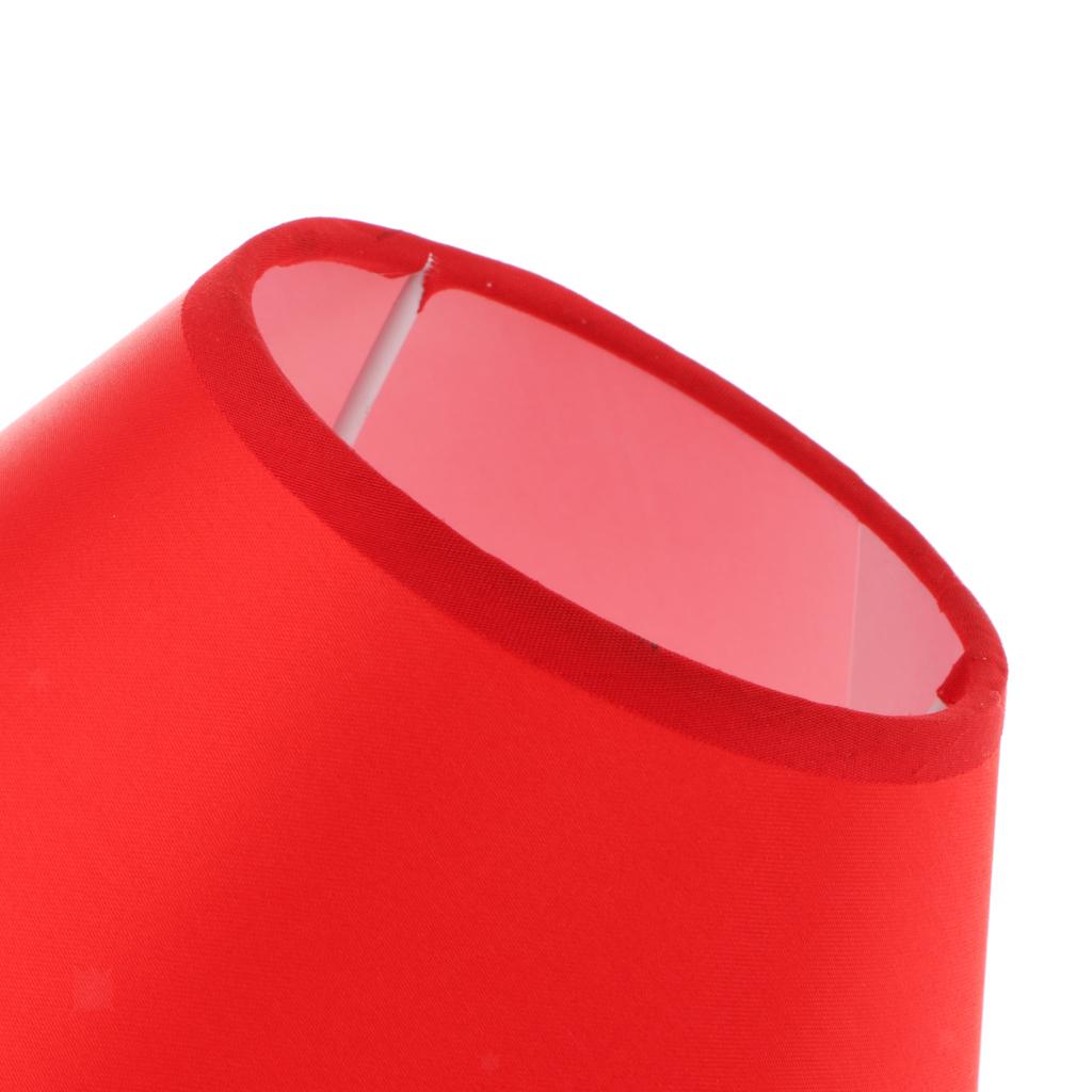 Paralume-in-Tessuto-per-lampada-da-tavolo-o-soffitto-Classico-in-Diversi-Colori miniatura 20