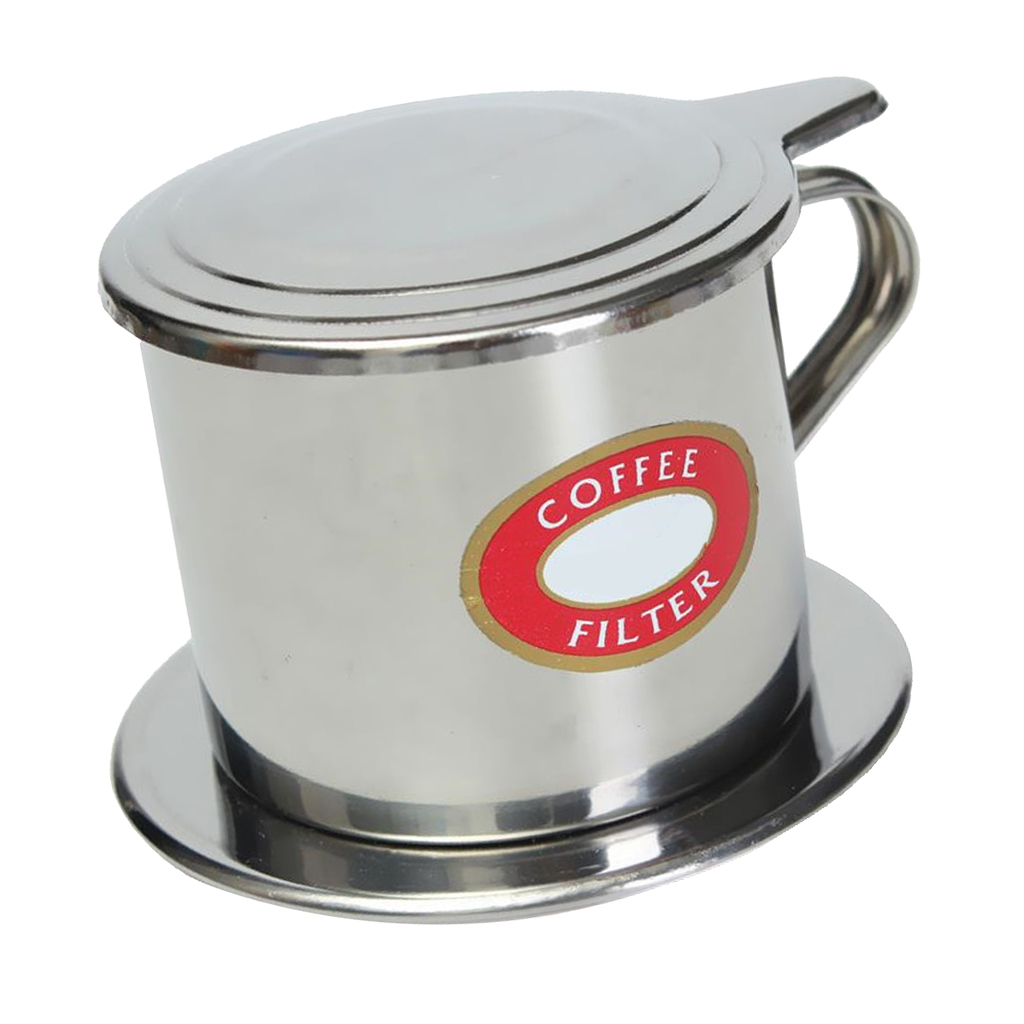 MagiDeal-Vietnamese-Coffee-Cup-Filter-Stainless-Steel-Coffee-Screw-Filter thumbnail 4
