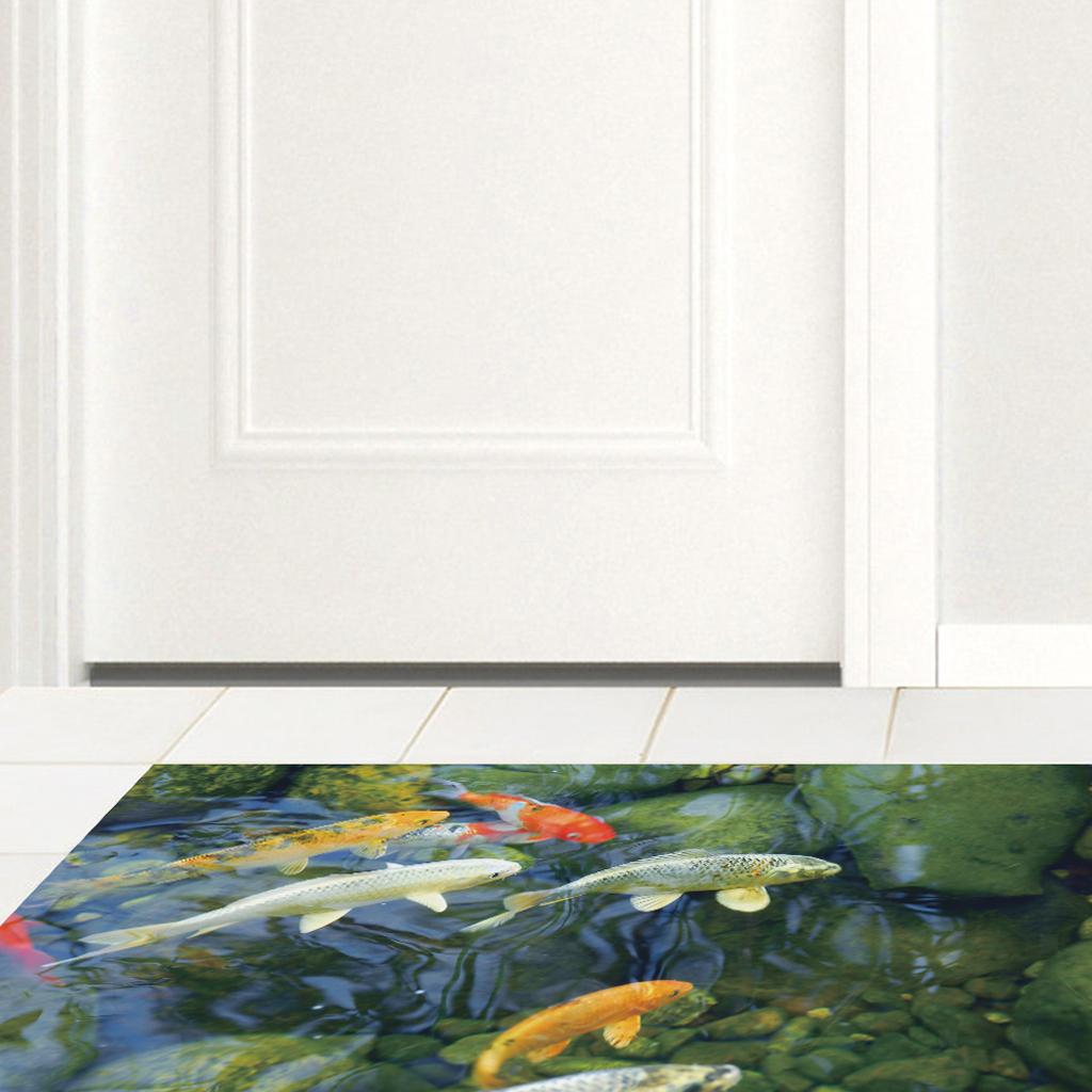 miniatura 10 - Adesivi per Pavimento Articoli per Casa per Decorare Bagni Piastrelle di