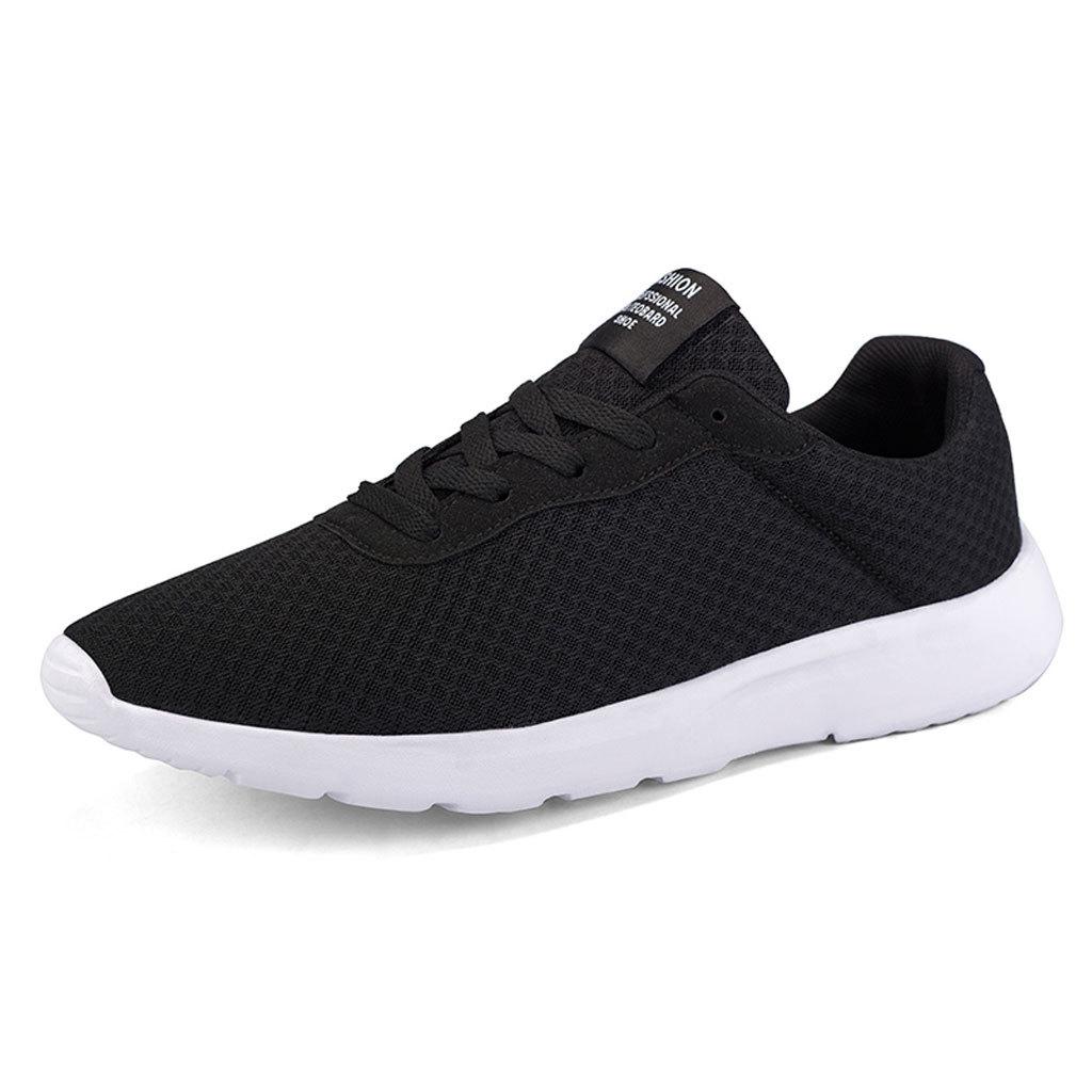 Chaussures-de-Sport-Homme-Leger-Sneakers-Chaussures-Homme-Leger-Sneakers miniature 3