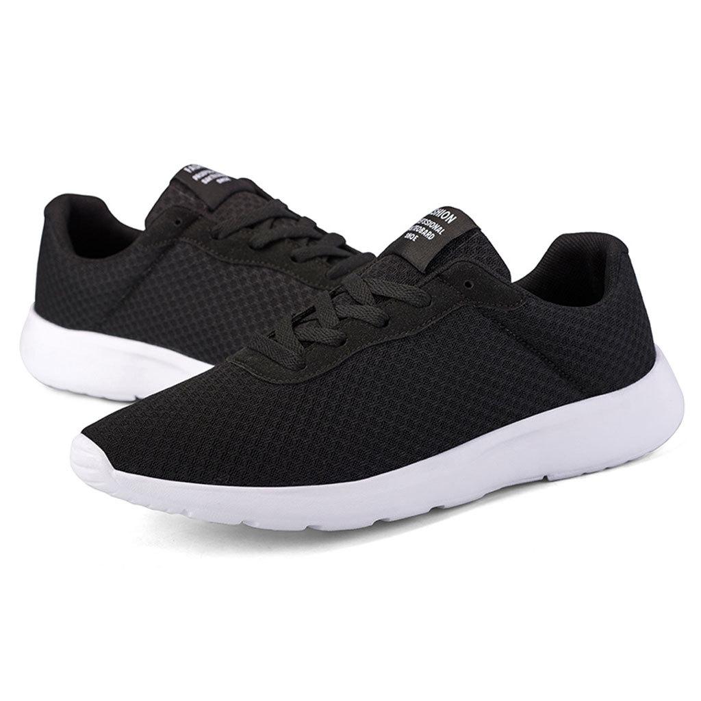 Chaussures-de-Sport-Homme-Leger-Sneakers-Chaussures-Homme-Leger-Sneakers miniature 4