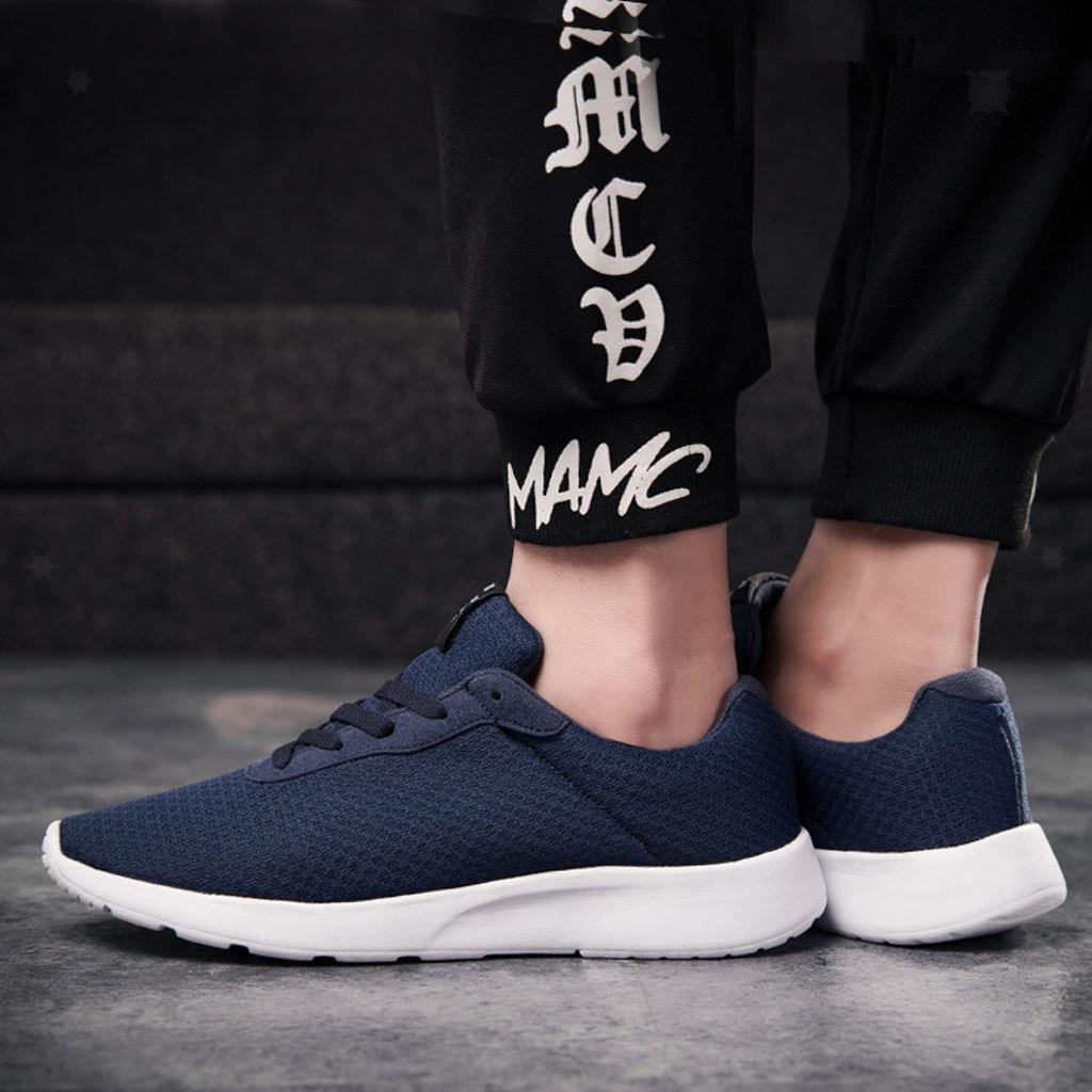 Chaussures-de-Sport-Homme-Leger-Sneakers-Chaussures-Homme-Leger-Sneakers miniature 15