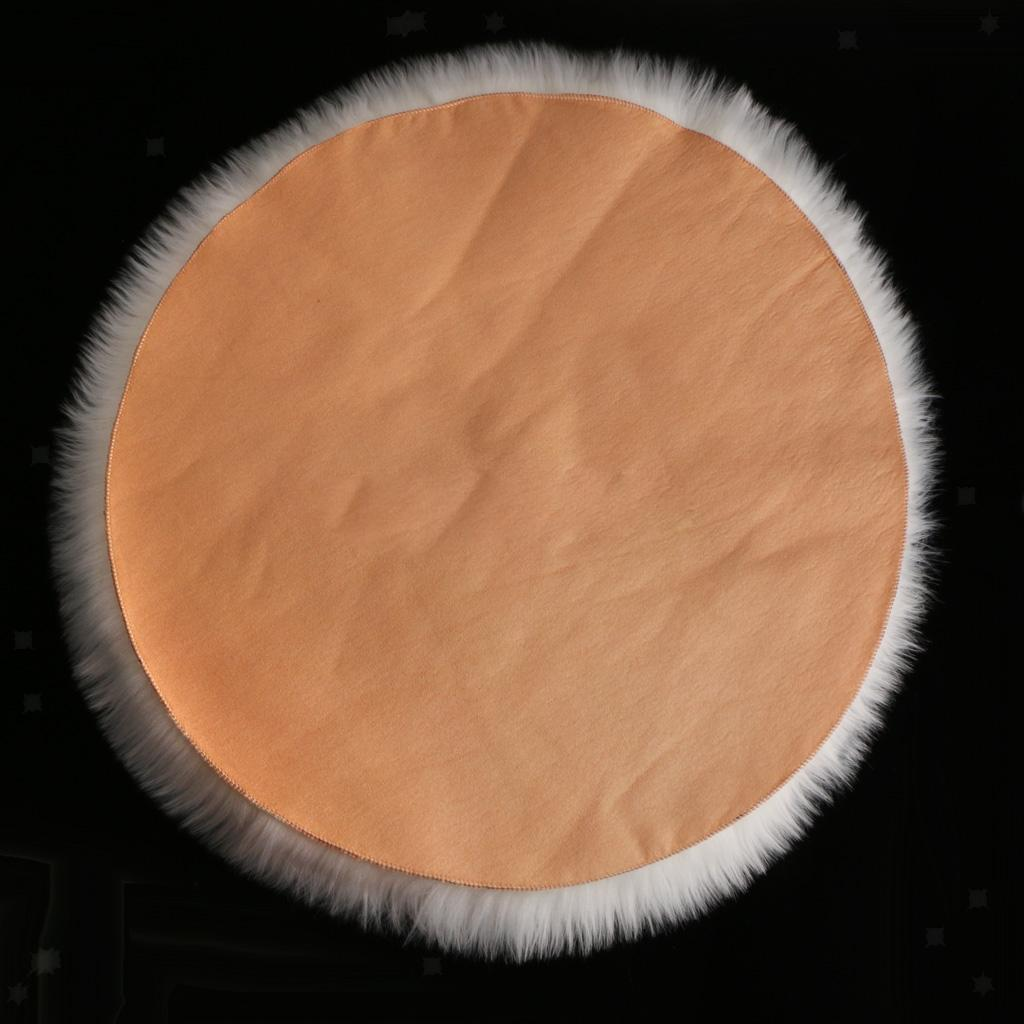 tappeti-in-morbida-pelle-di-pecora-soffice-pelle-finta-pelliccia-finta miniatura 4