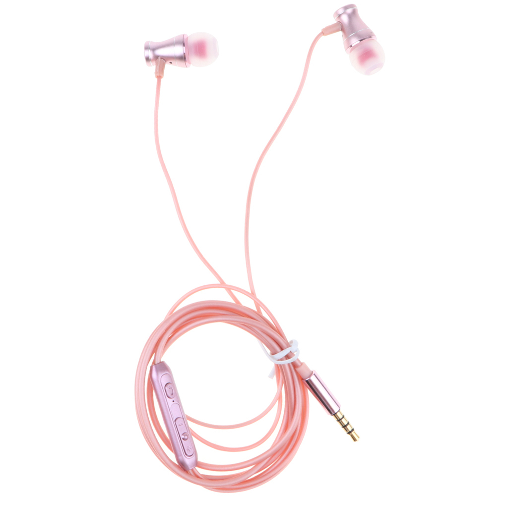 New-Stereo-3-5mm-Interface-Equipment-In-ear-Earphone-Headphone-Headset thumbnail 10