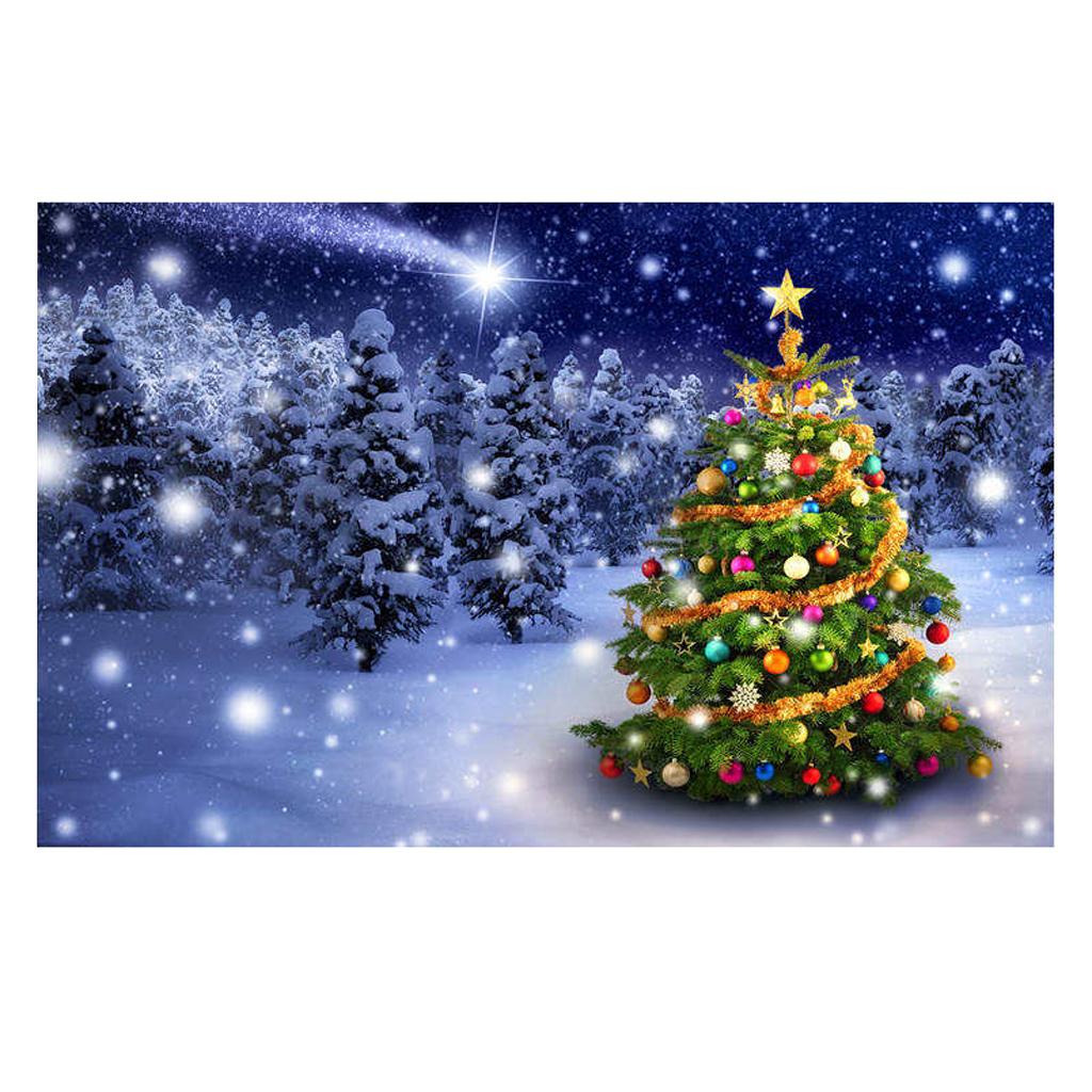 Scenografia-di-Natale-Murale-Arazzo miniatura 15