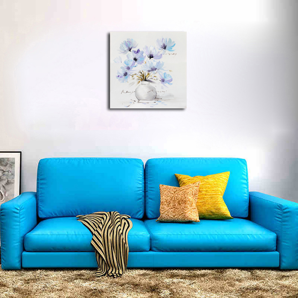 Colorful-Oil-Painting-Print-on-Canvas-Picture-Wall-Art-Decoration-Unframed thumbnail 9