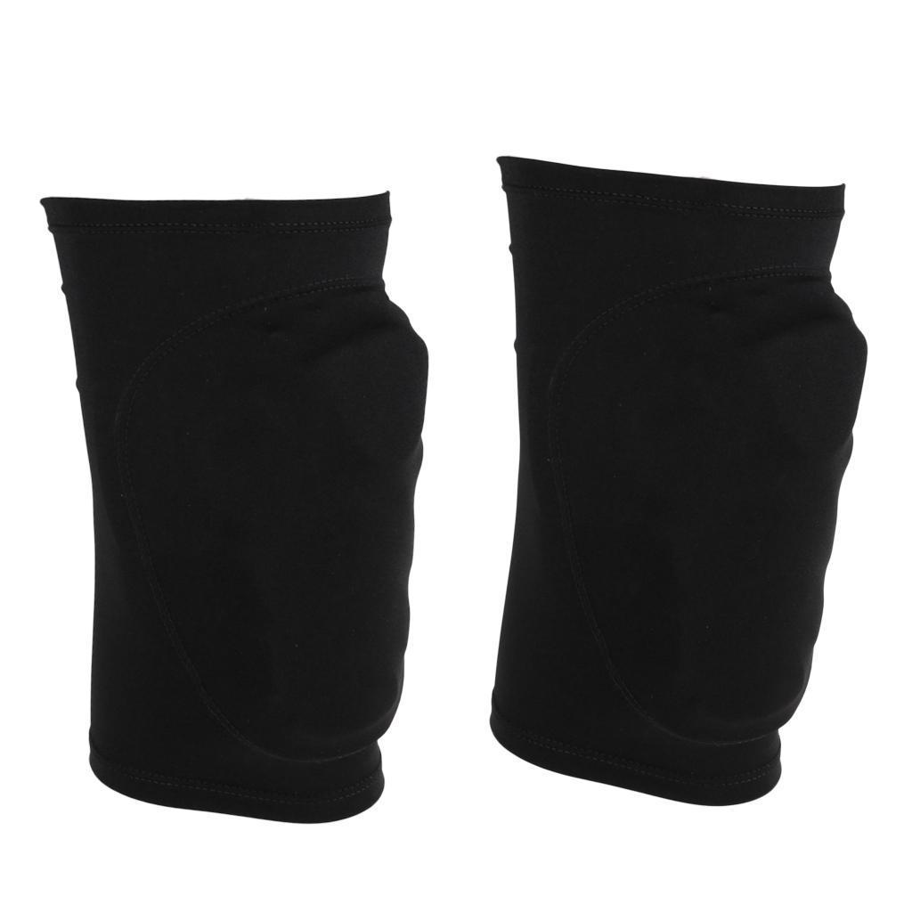 Genouilleres-Elastique-Confortables-pour-Patinage-Artistique-Pantalon-de miniature 4