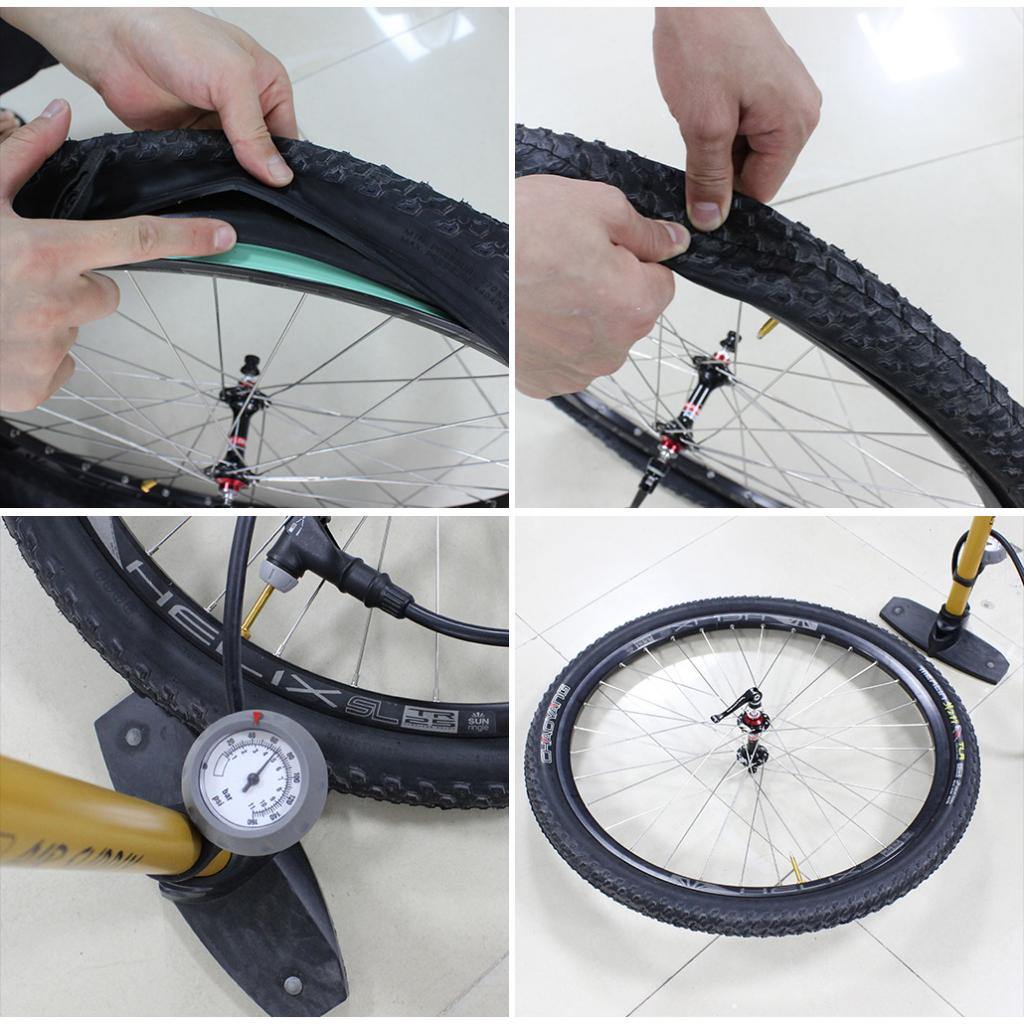 Bicycle Tire Liner Puncture Proof Belt Pad for Mountain Road Bike 10m Length