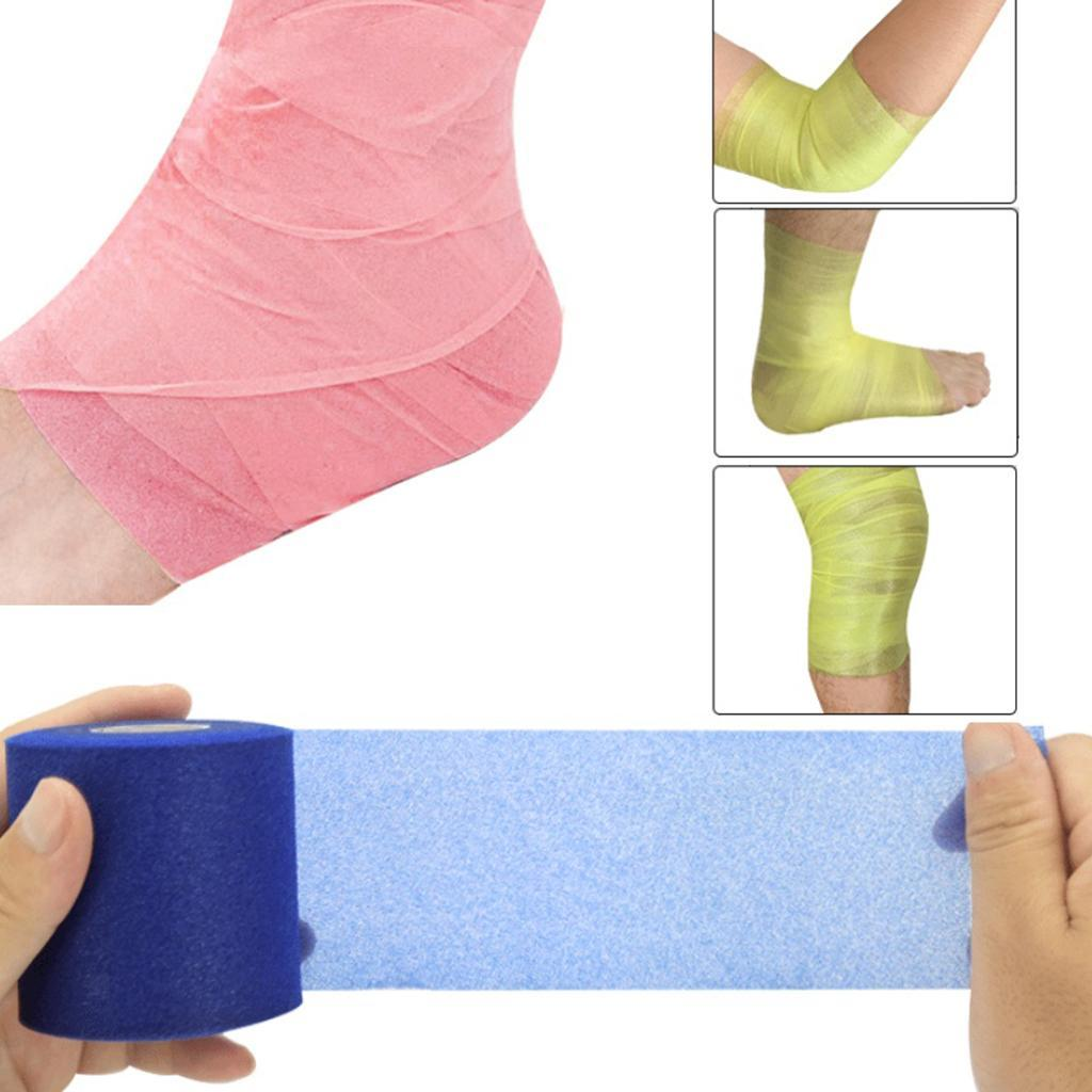 7cm x 27M Athletic Sports Tape Muscle Ankle Elastic Tape Kinesiology Tape