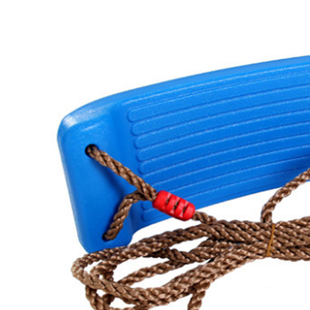 Garden-Swing-Set-Seat-Rope-Strap-Connector-Chain-Kid-Adult-Outdoor-Fun-Play-Game miniatuur 5