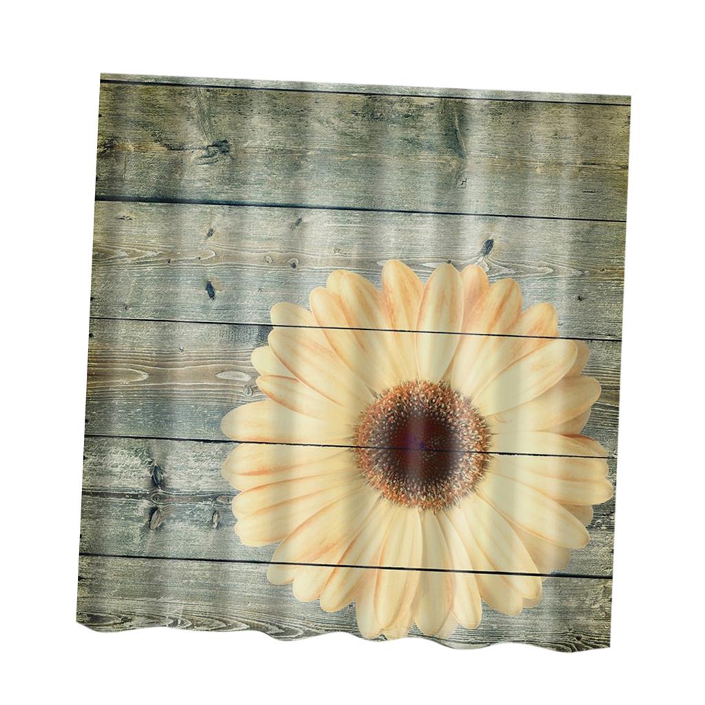 Tende impermeabili per tende da bagno con soffietti - Tende a pannello per bagno ...