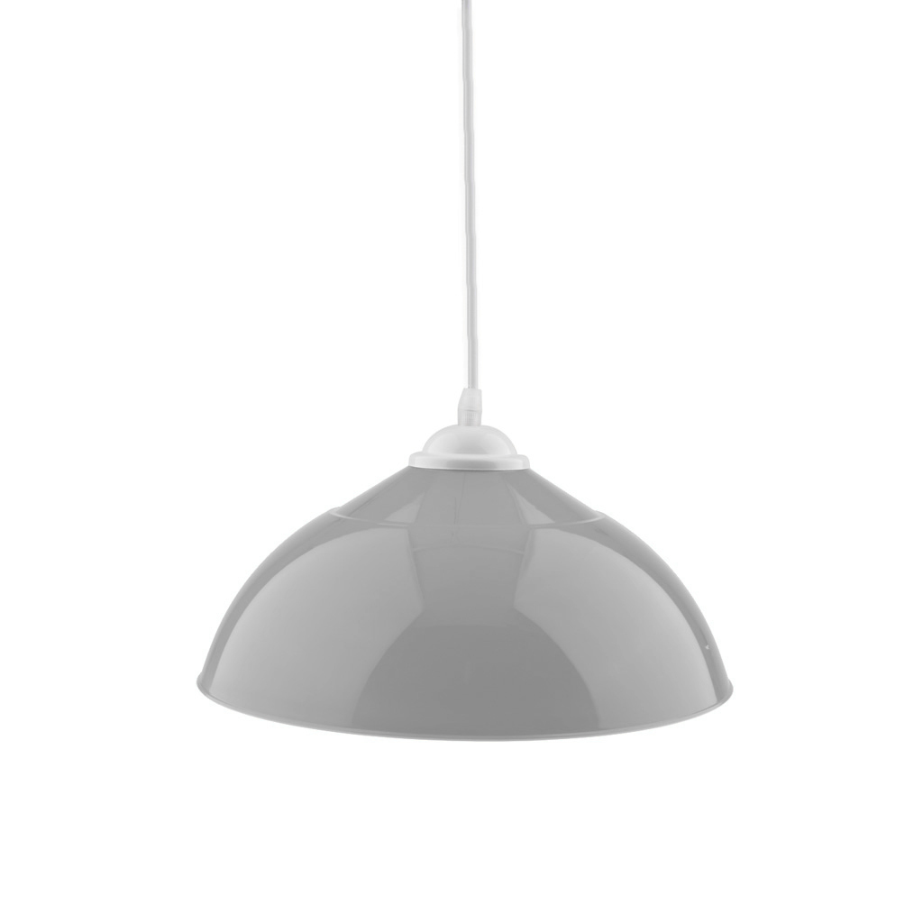 Semi Circular Ceiling Light Cover Pendant Lampshade For