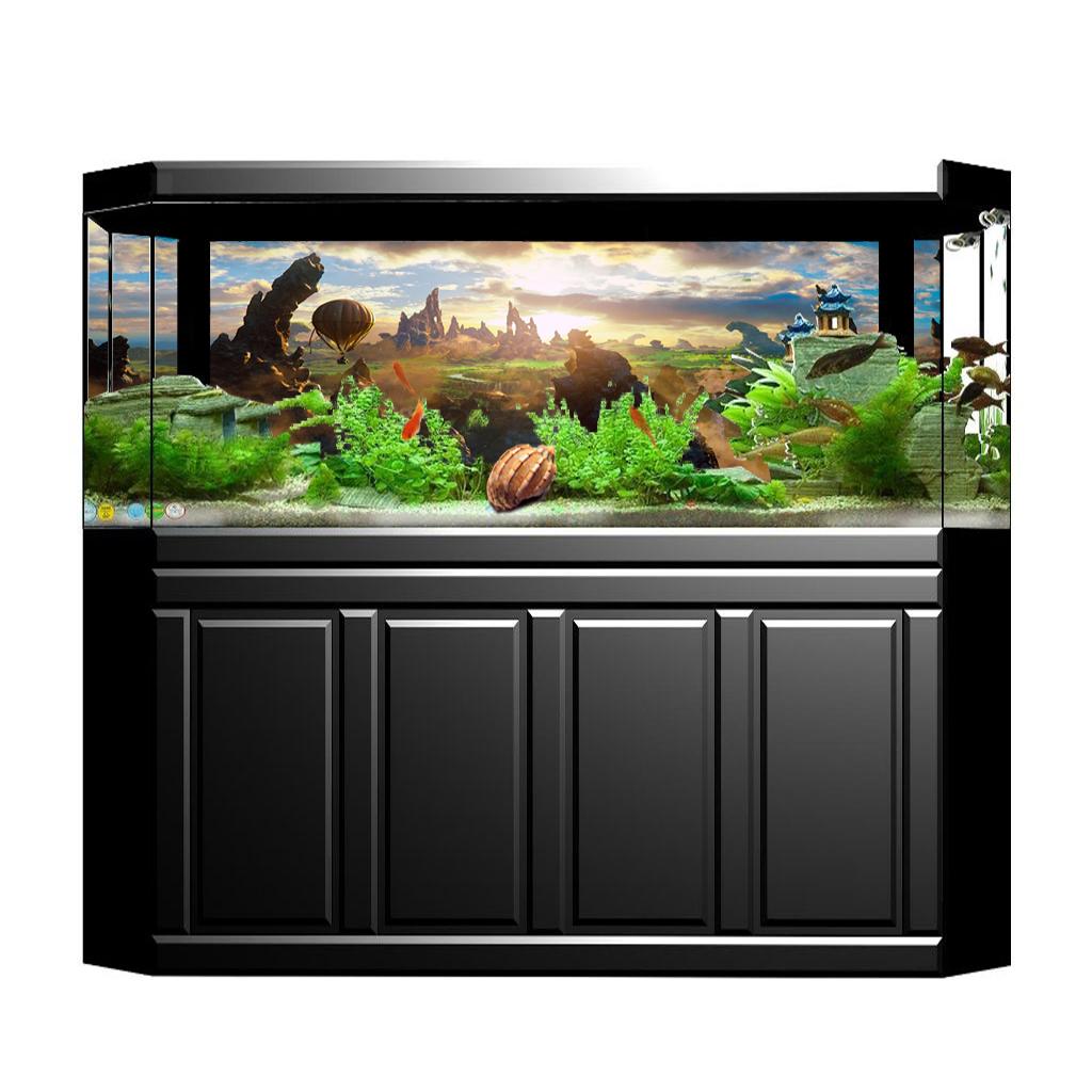 3D-High-Definition-Background-Paper-Wallpaper-Decor-for-Aquarium-Fish-Tank thumbnail 69