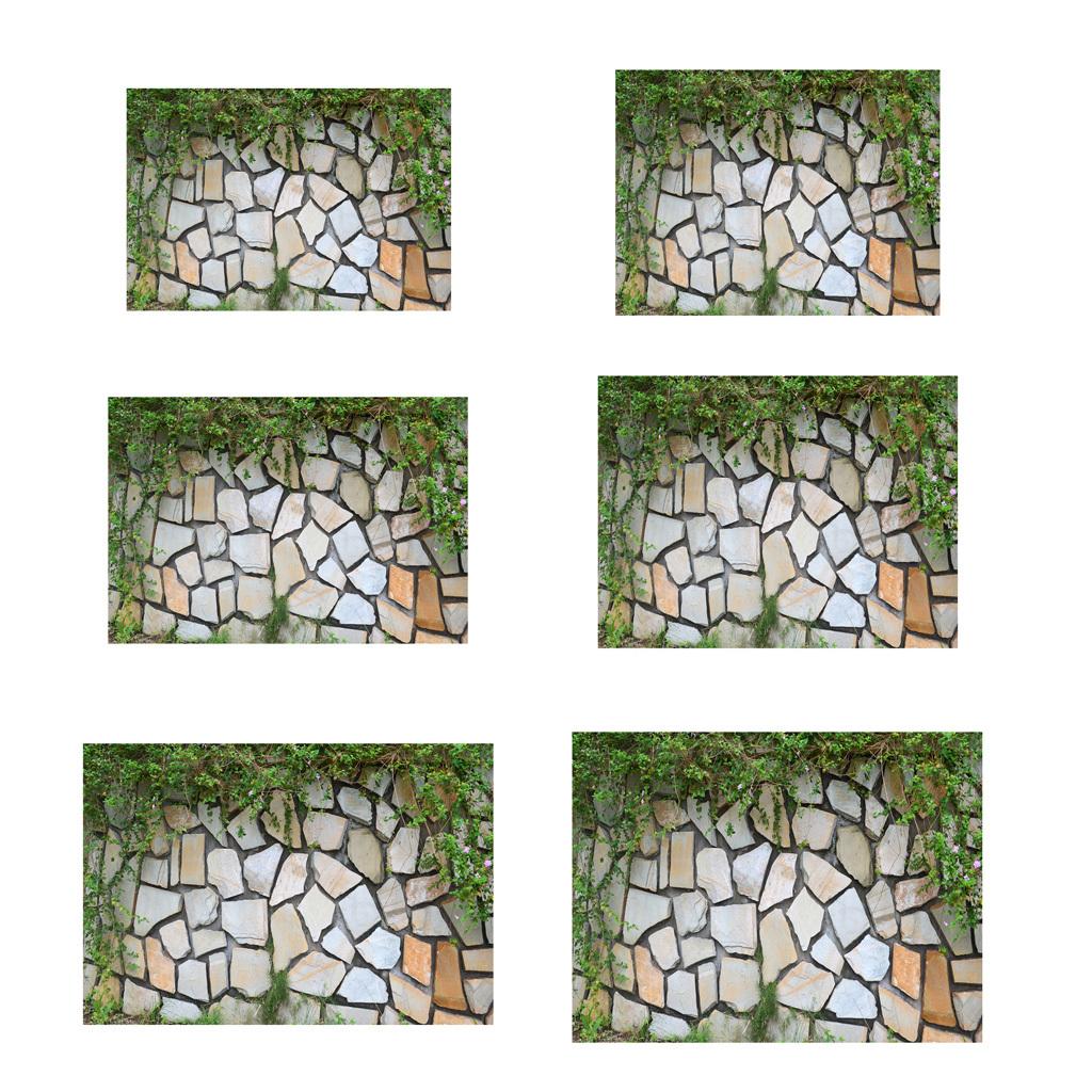 Adesivo-di-pesce-acquario-Poster-di-sfondo-per-serbatoio-Decorazione miniatura 3