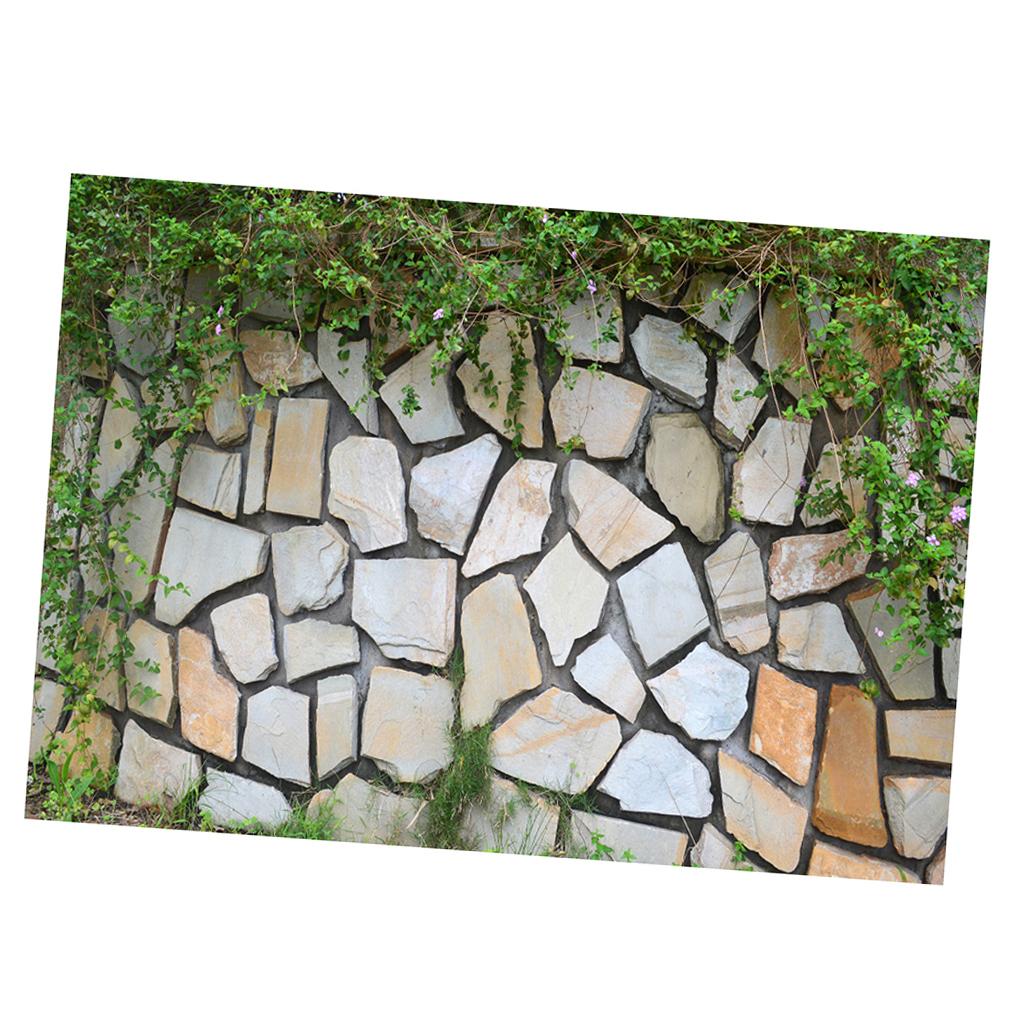 Adesivo-di-pesce-acquario-Poster-di-sfondo-per-serbatoio-Decorazione miniatura 4