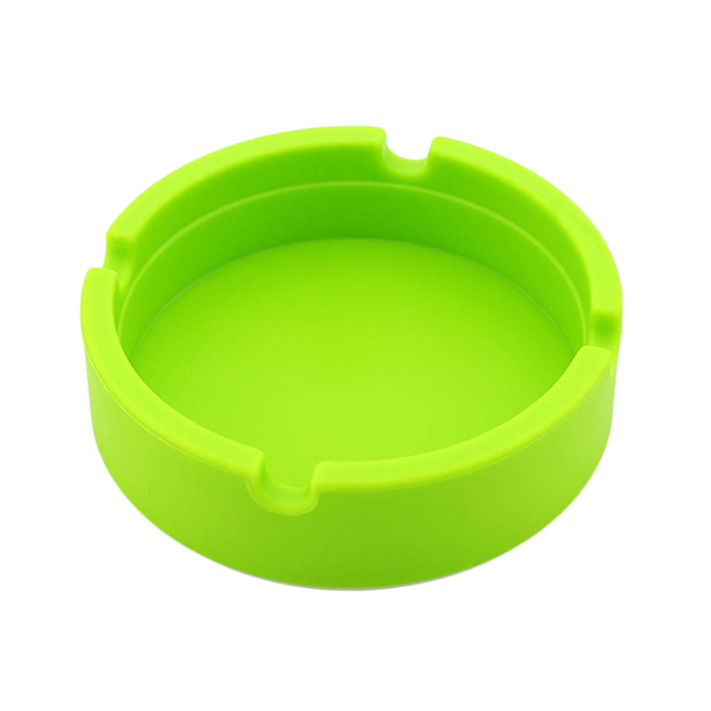 Silicone-Cigar-Ashtray-Cigarette-Case-Smoking-Holder-for-Car-Home-Use thumbnail 7