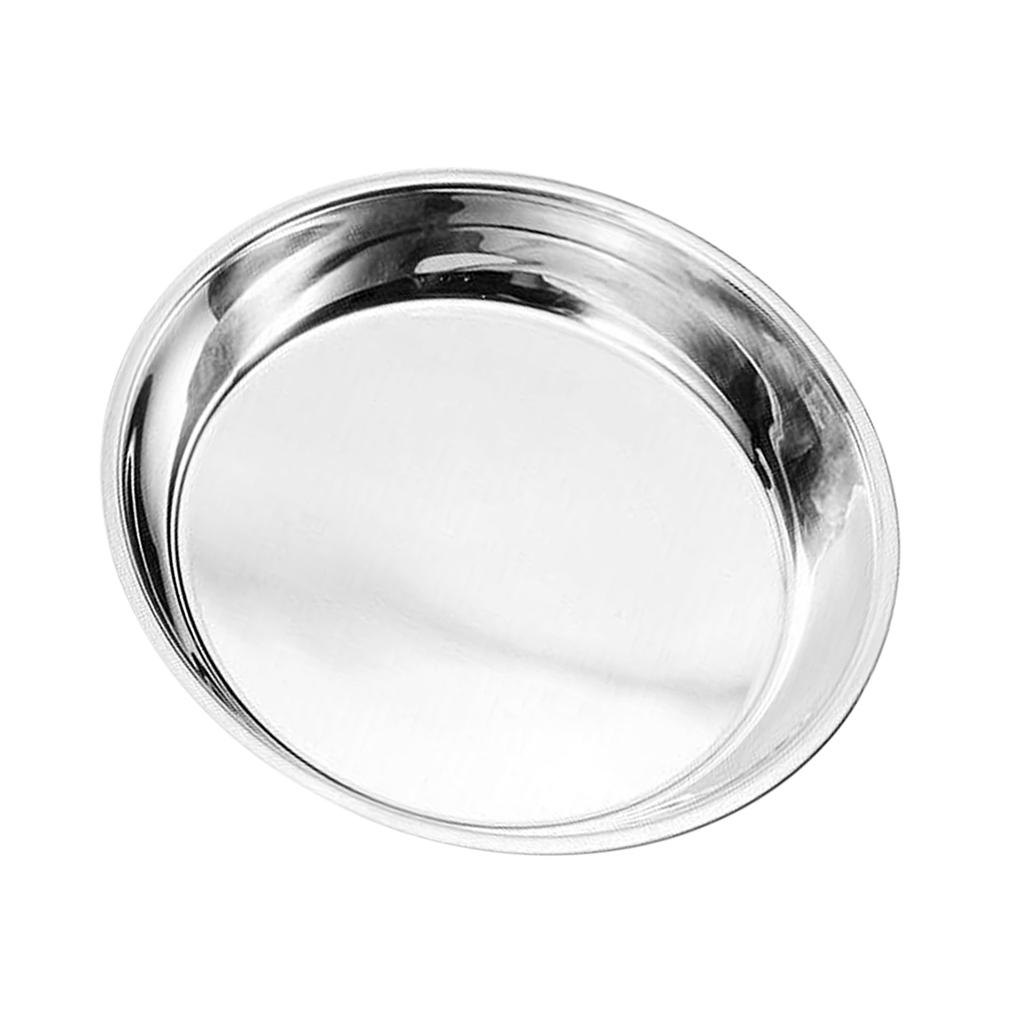 pratico-contenitore-in-acciaio-inox-per-posate-da-tavola-rotondo-da-tavola miniatura 9