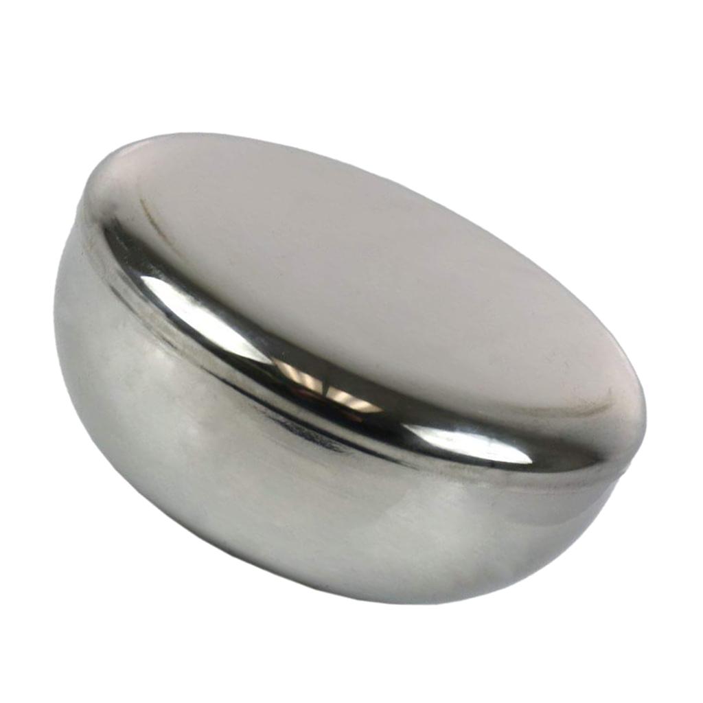 Ciotola-in-Acciaio-Inox-per-Riso-di-Miscelazione-con-Coperchi-Adatto-A miniatura 5