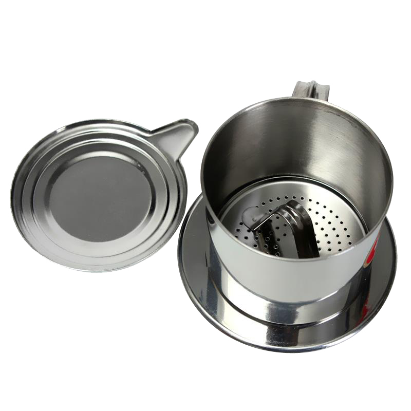 MagiDeal-Vietnamese-Coffee-Cup-Filter-Stainless-Steel-Coffee-Screw-Filter thumbnail 7