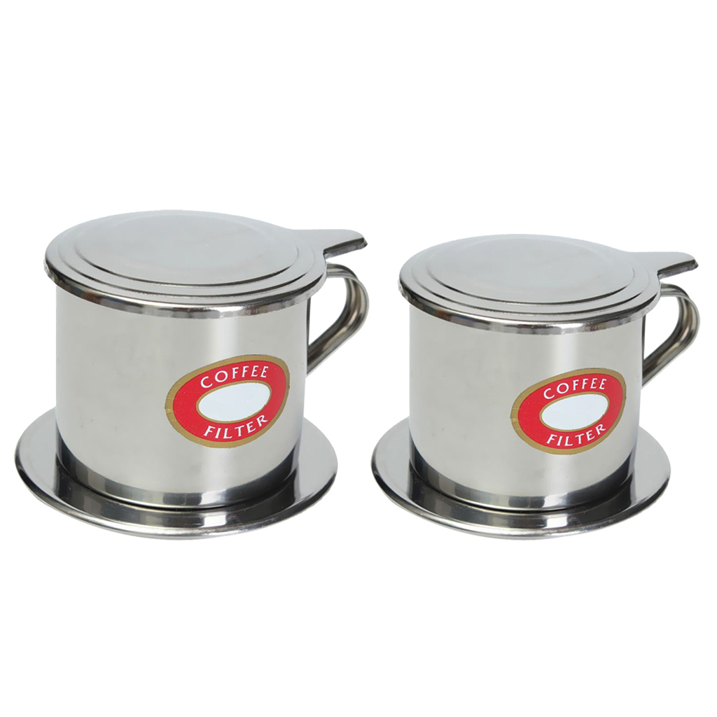 MagiDeal-Vietnamese-Coffee-Cup-Filter-Stainless-Steel-Coffee-Screw-Filter thumbnail 6