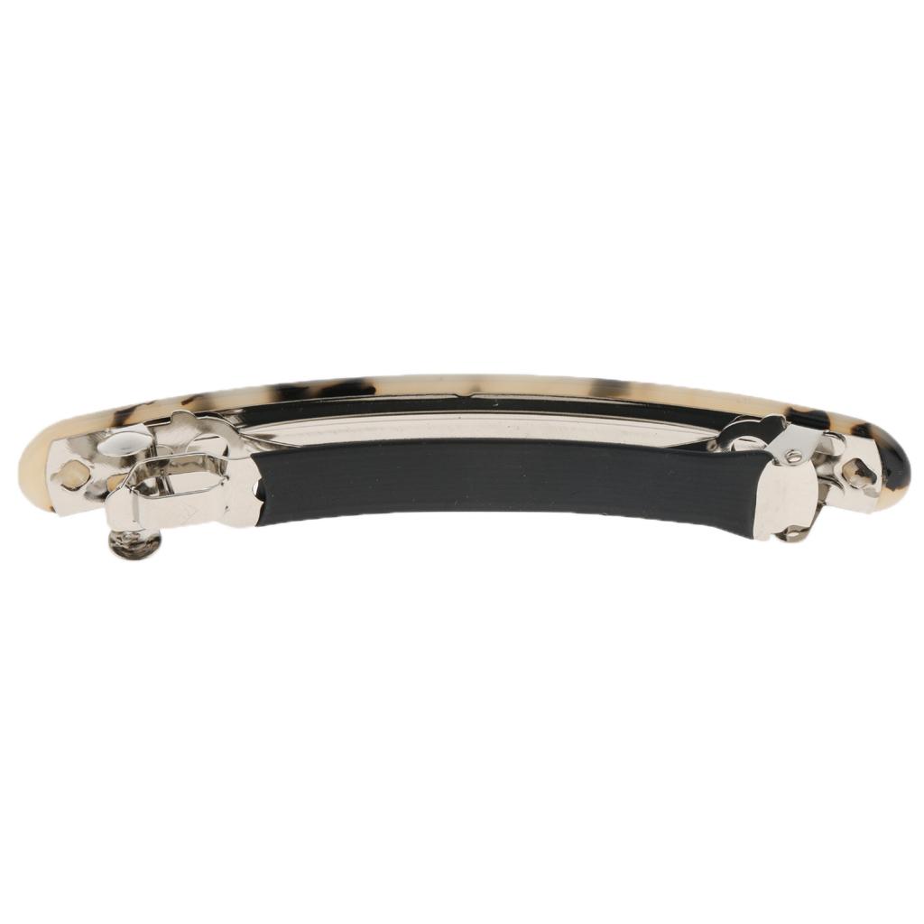 Accessori-per-capelli-fermagli-in-mollettone-con-molla-in-leopardo-2-pezzi miniatura 6