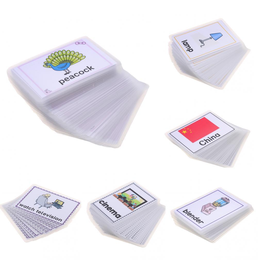 Kids-Alphabet-Activity-Playing-Flash-Cards-Educational-Learning-Pocket-Card thumbnail 4