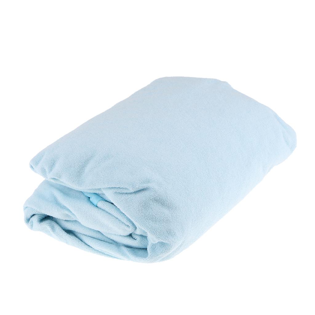 Blesiya Stretch Sanitary Mattress Protector Cover Sheet