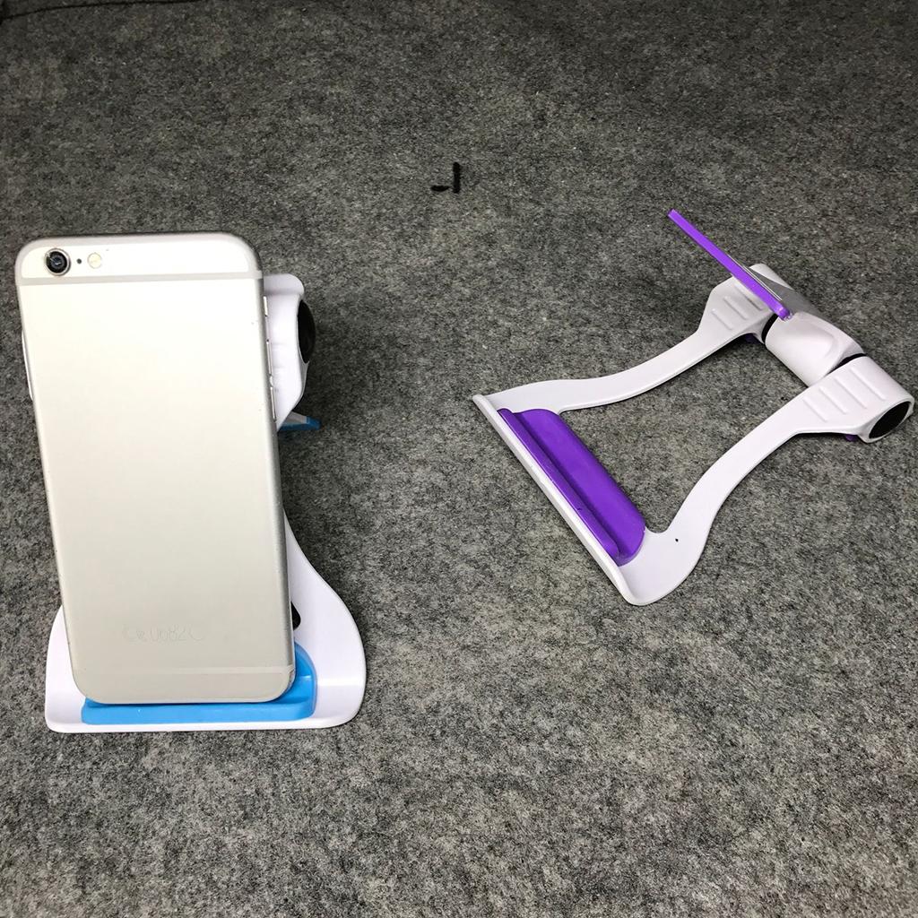 Universale-Supporto-Per-Telefono-Cellulare-Multi-angolo-Per-Telefoni-Tablet miniatura 9